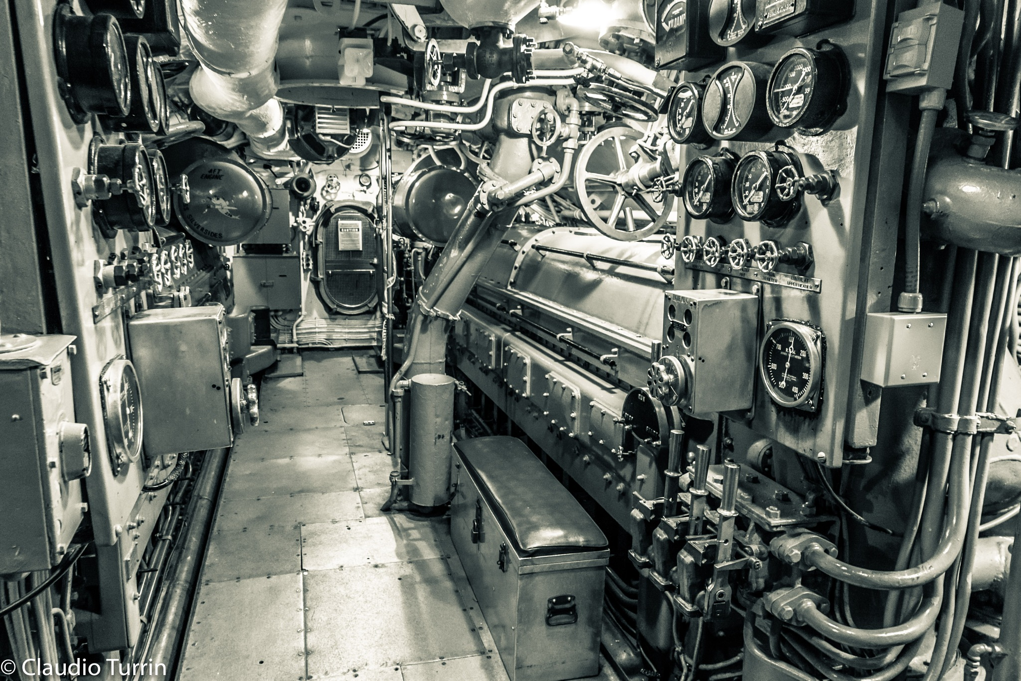 Muskegon, USS Submarine Silversides SS-236 #8 by claudioturrin77