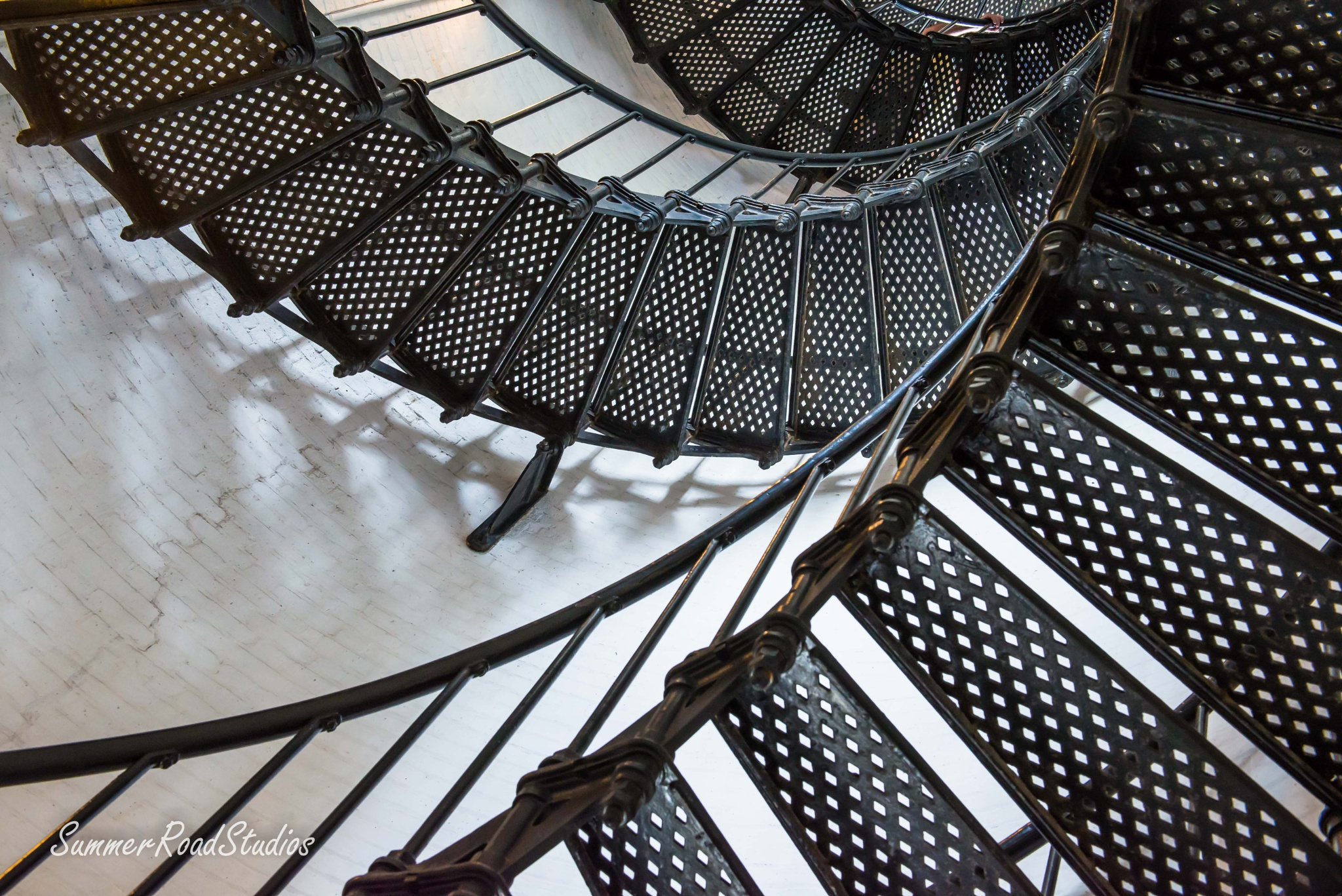 Spiral stairs. by wexfenne24