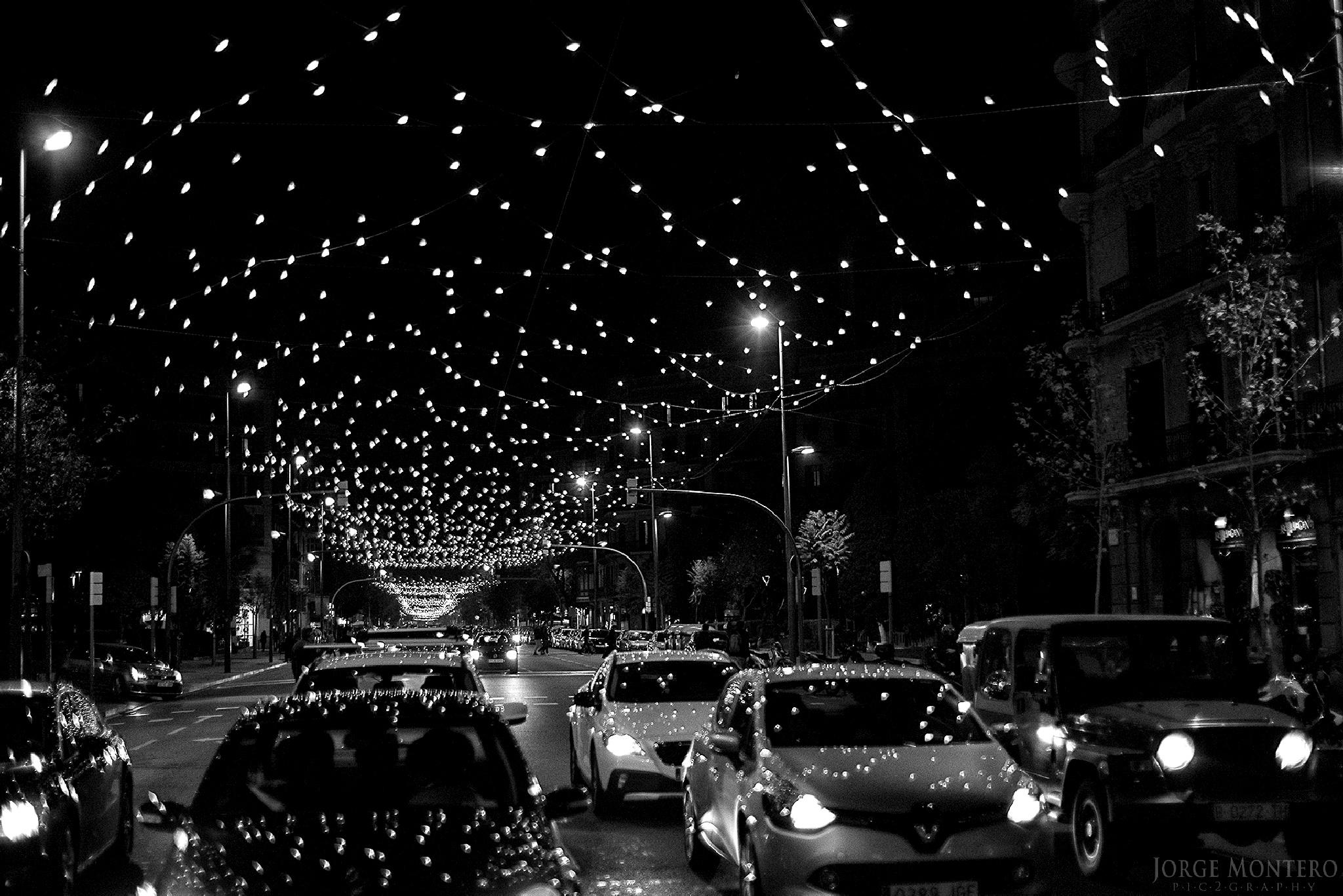 Luces de Navidad by Jorge Montero