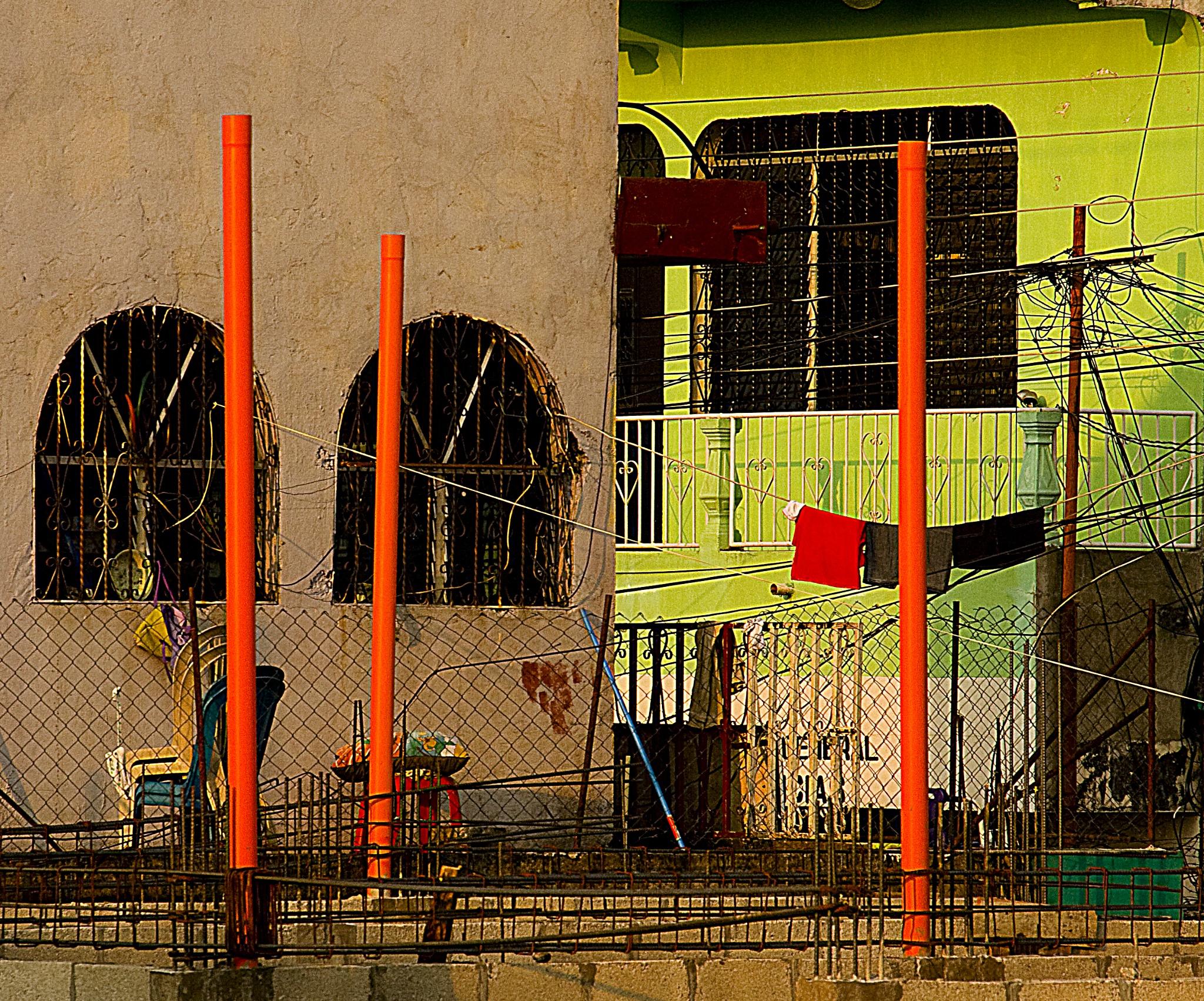 The Neighborhood by Leroy