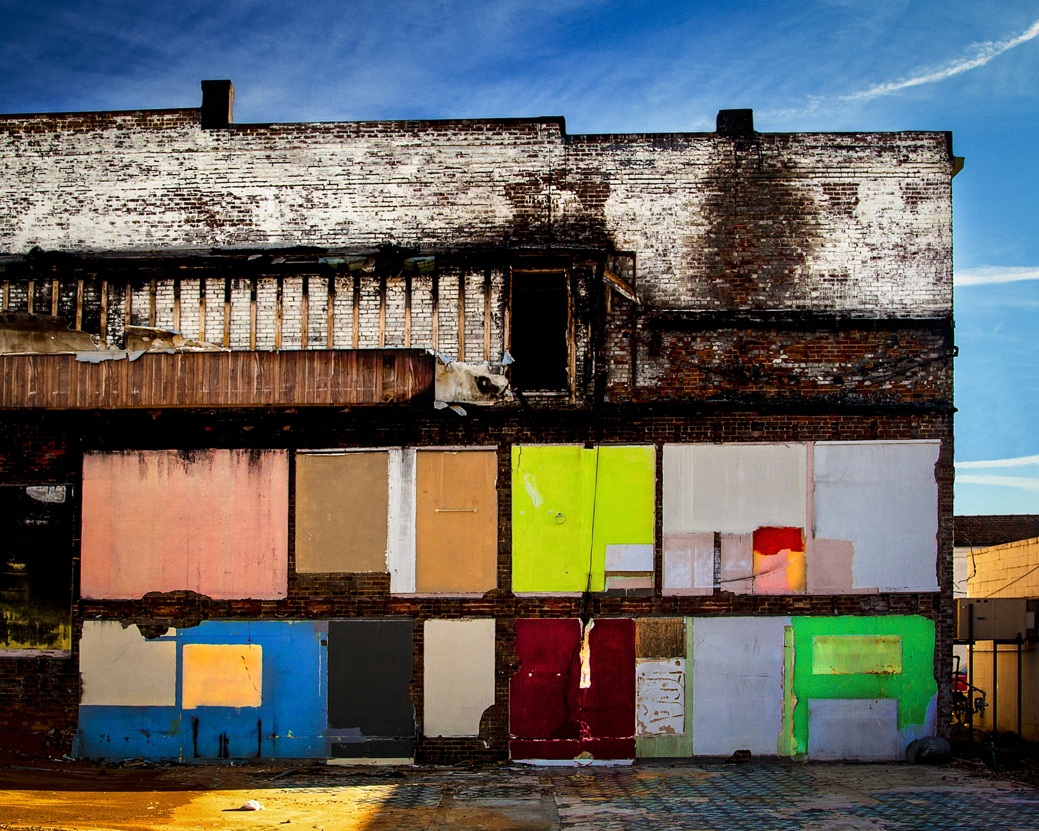 The Colors Survived - Ripley, Mississippi by Leroy