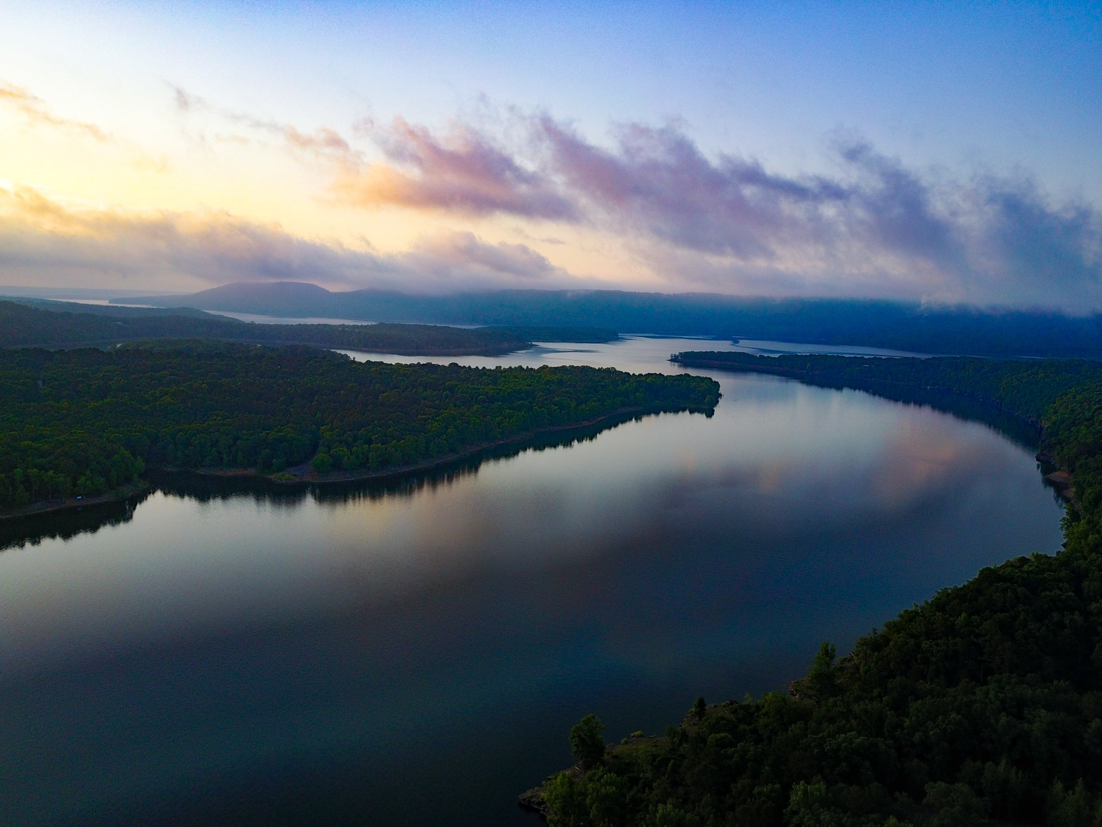 Greers Ferry Lake by VAMPhotography