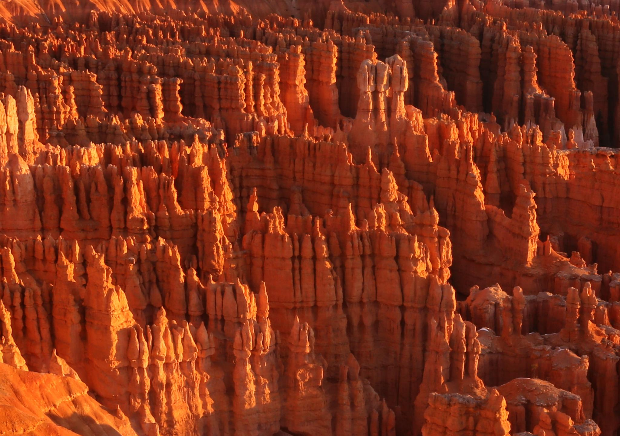 Early Morning Light On Bryce Canyon by VAMPhotography