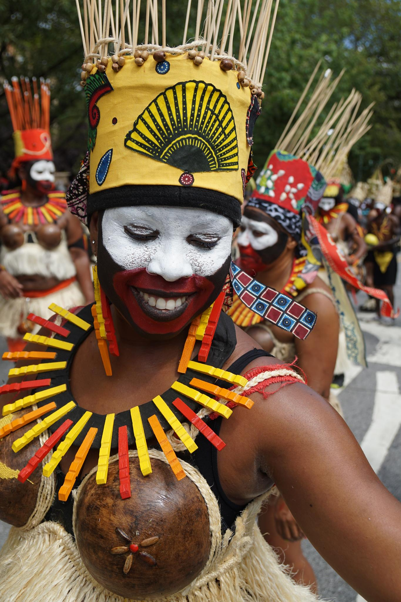 West Indies Dancers by VAMPhotography