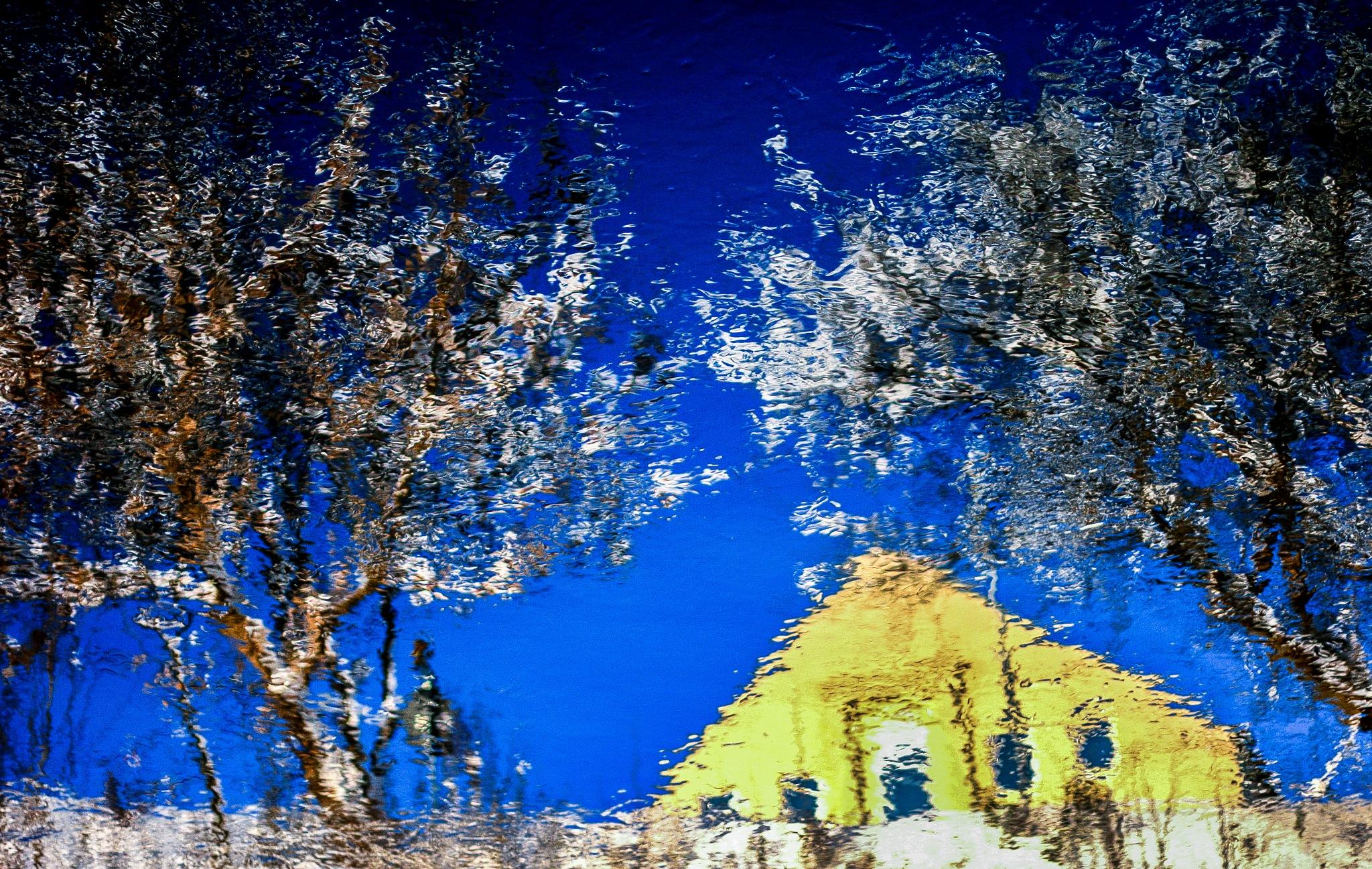 Winter time by JAKOKTO PAUKAS