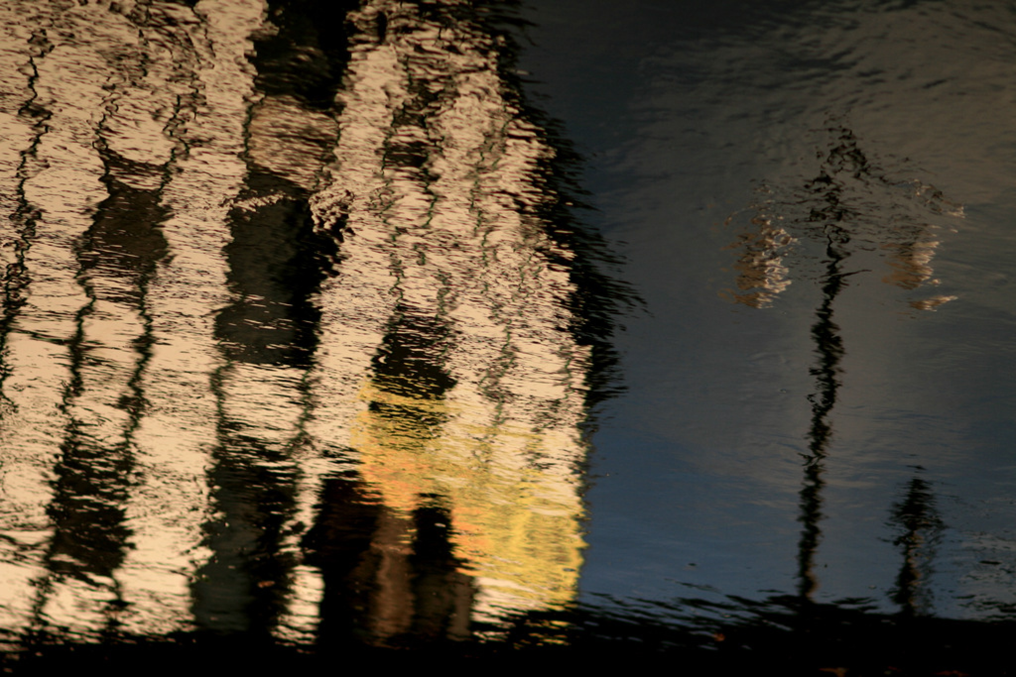 reflected at the water by JAKOKTO PAUKAS