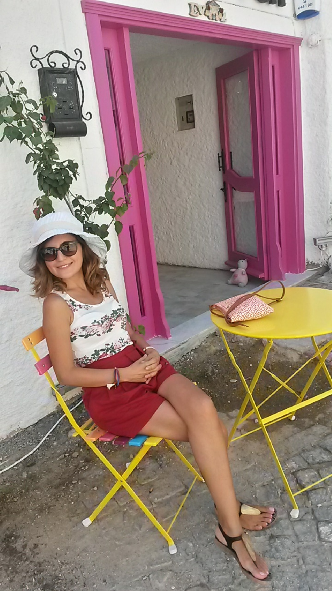 a colorful holiday in Alaçatı by begul