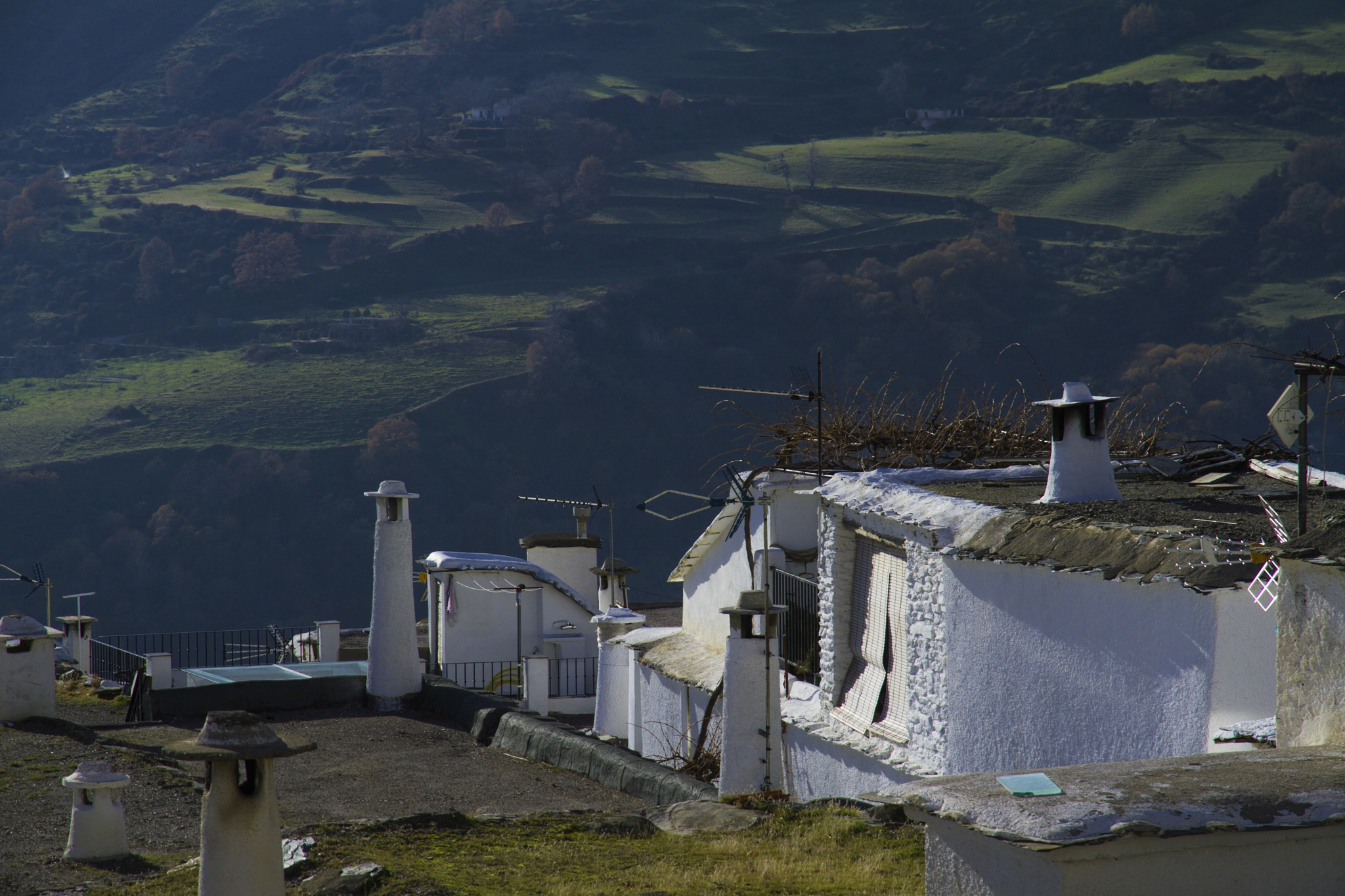 """Capileira, Granada. -""""TERRAOS"""" by MarianoHS"""