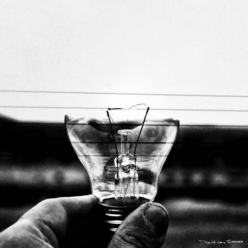 lamp bulb by dimitrissavvas