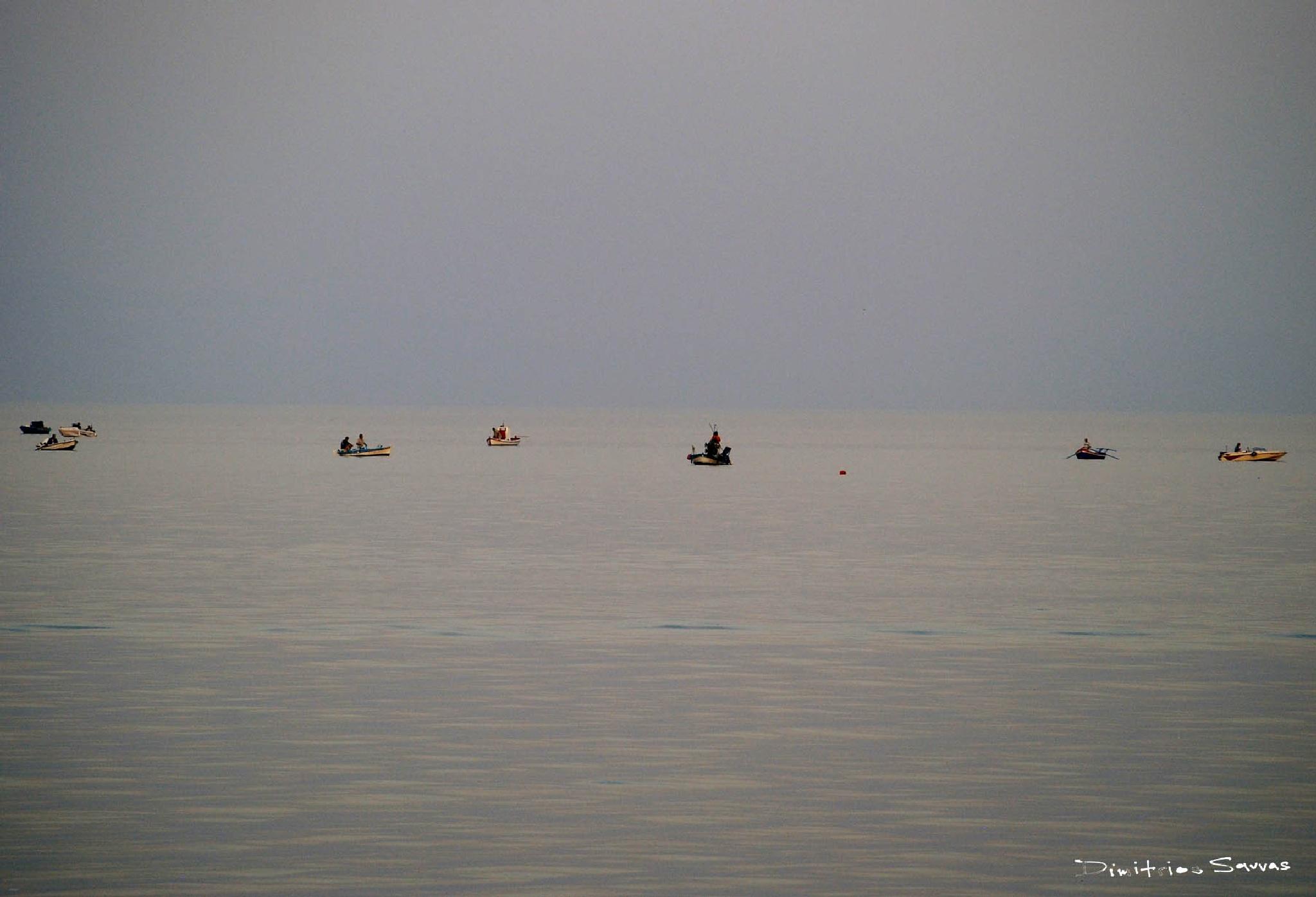 fishing by dimitrissavvas