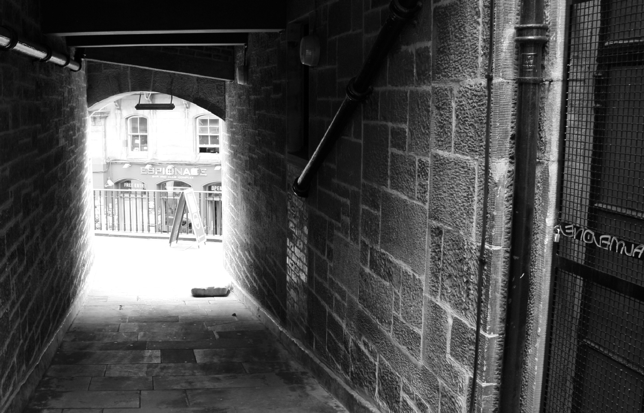 Fisher's Close, Edinburgh by David McColgan Photography