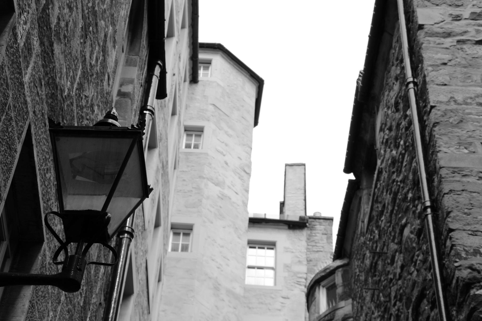 Lady Stair's Close, Edinburgh by David McColgan Photography
