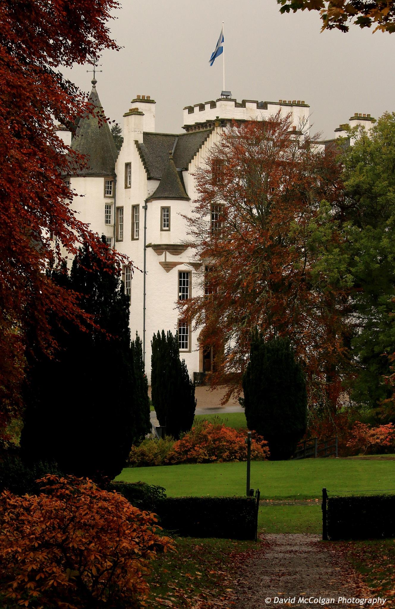 Blair Castle by David McColgan Photography