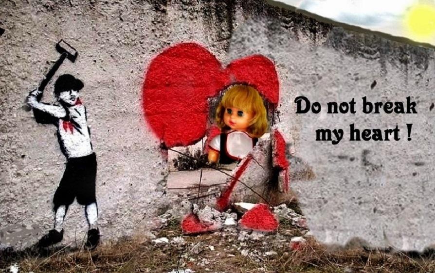 DO NOT BREAK MY HEART! by karinnarau