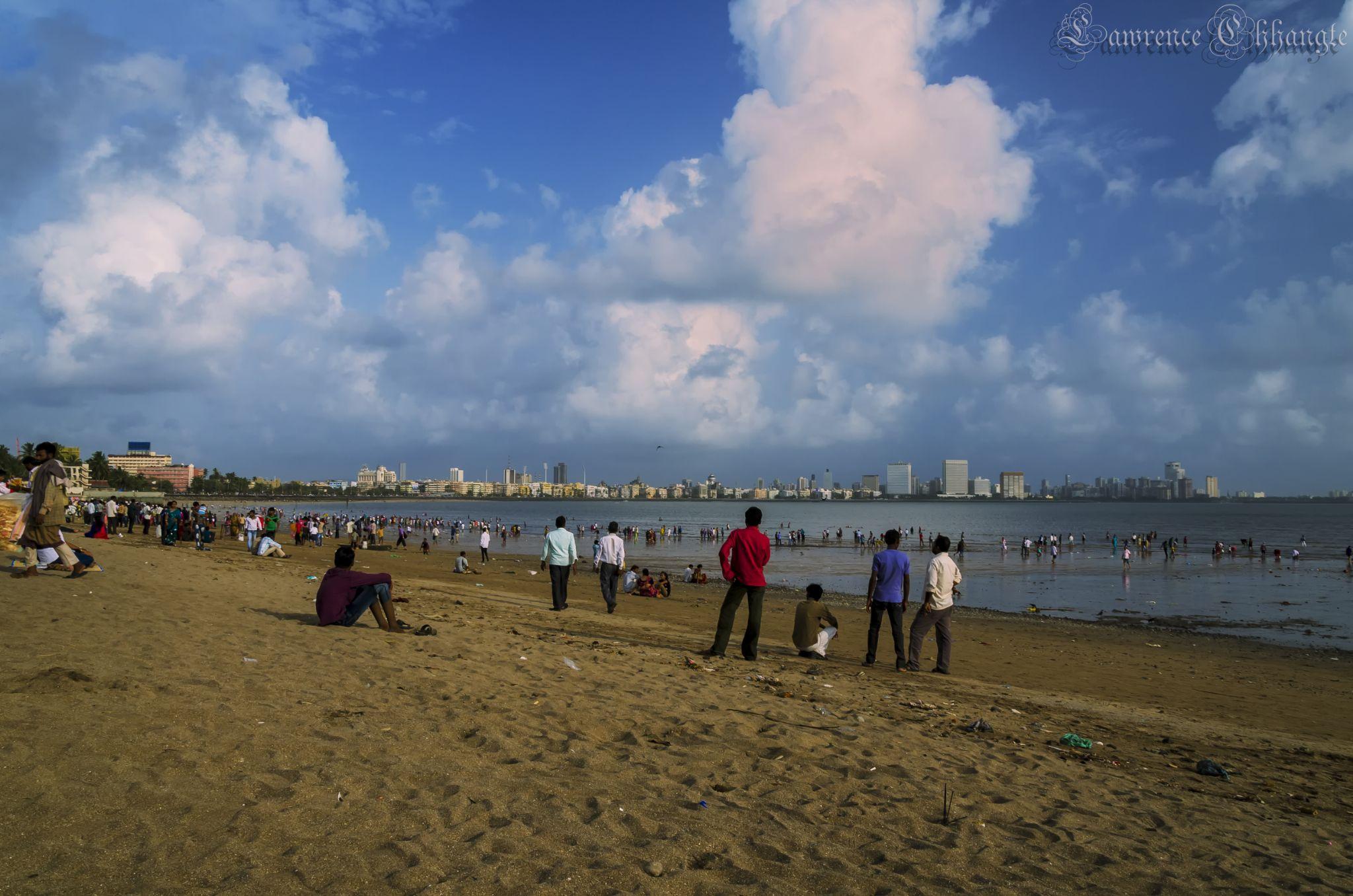 Mumbai by LawrenceChhangte