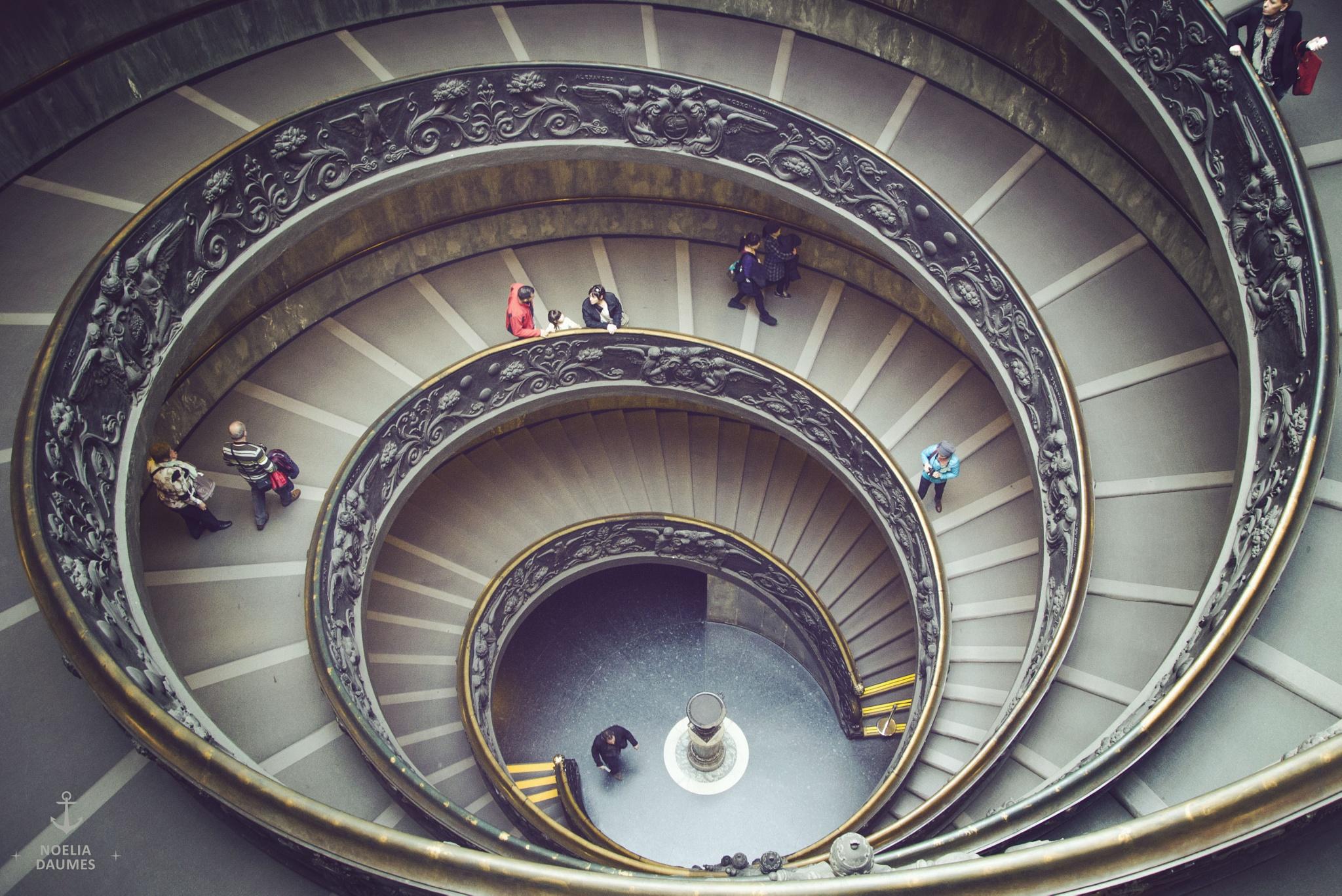 Vaticano by Noelia Daumes