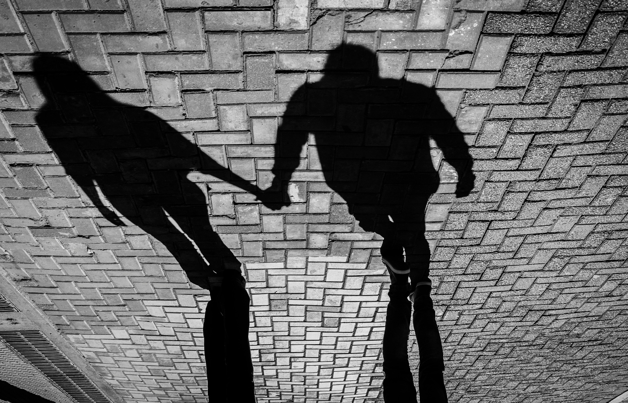 juntos en la luz y la ocuridad by Diego J. Chamadoira