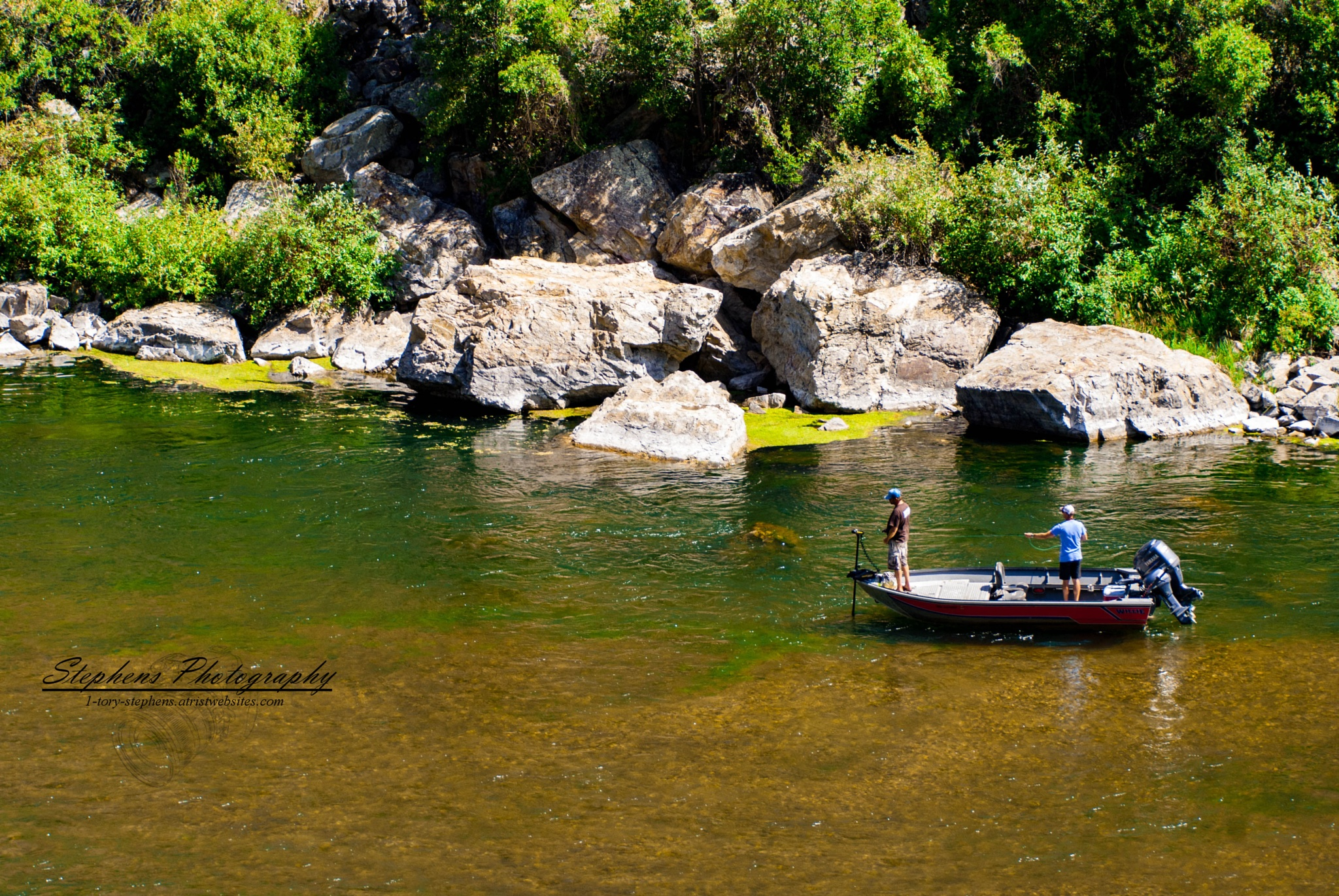 Floating the Missouri by Tory L. Stephens