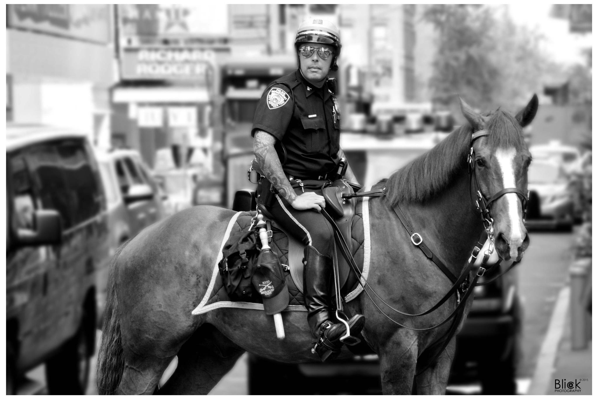 NYC Patrol by Florian Crone