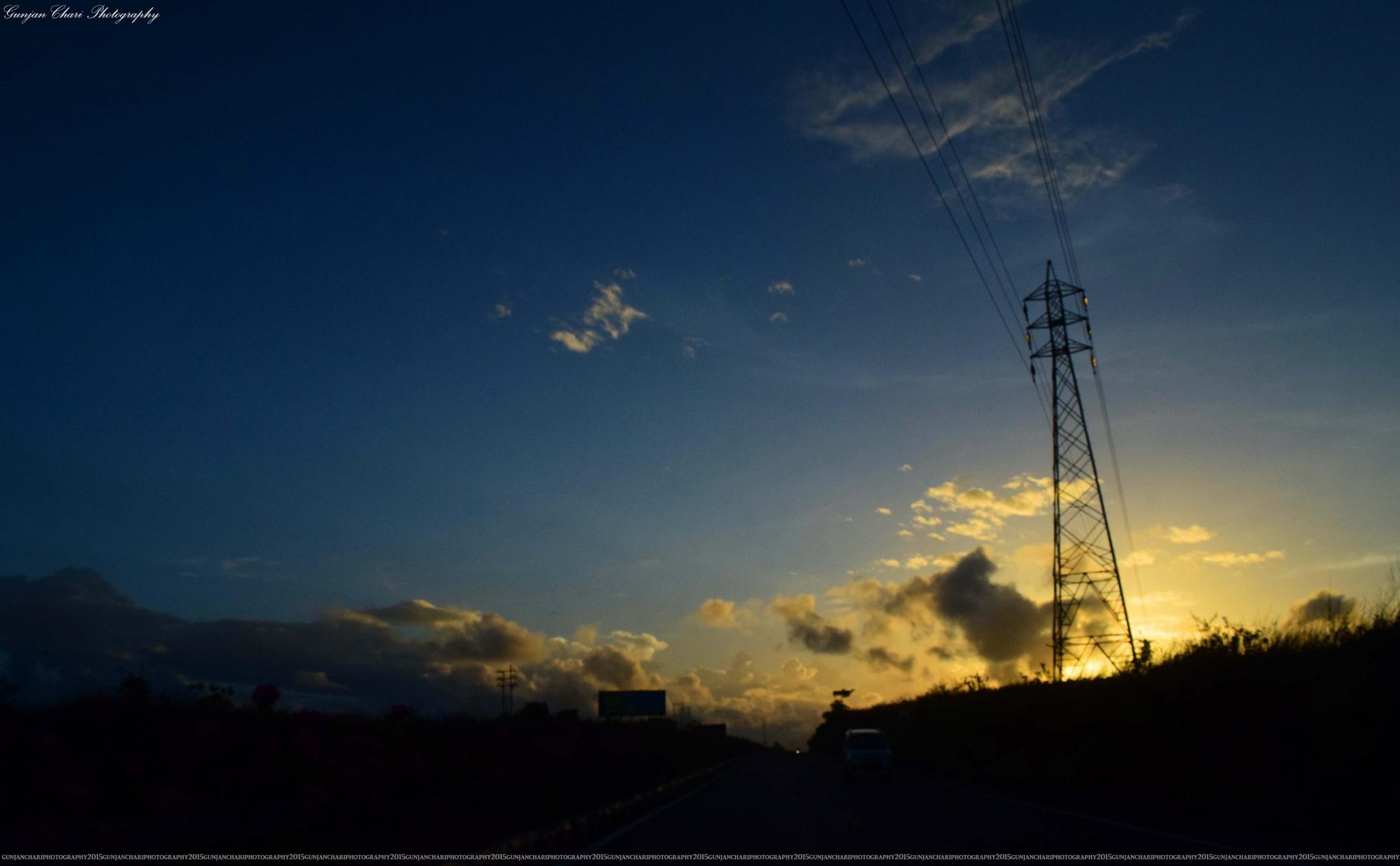Dawn by Gunjan Chari
