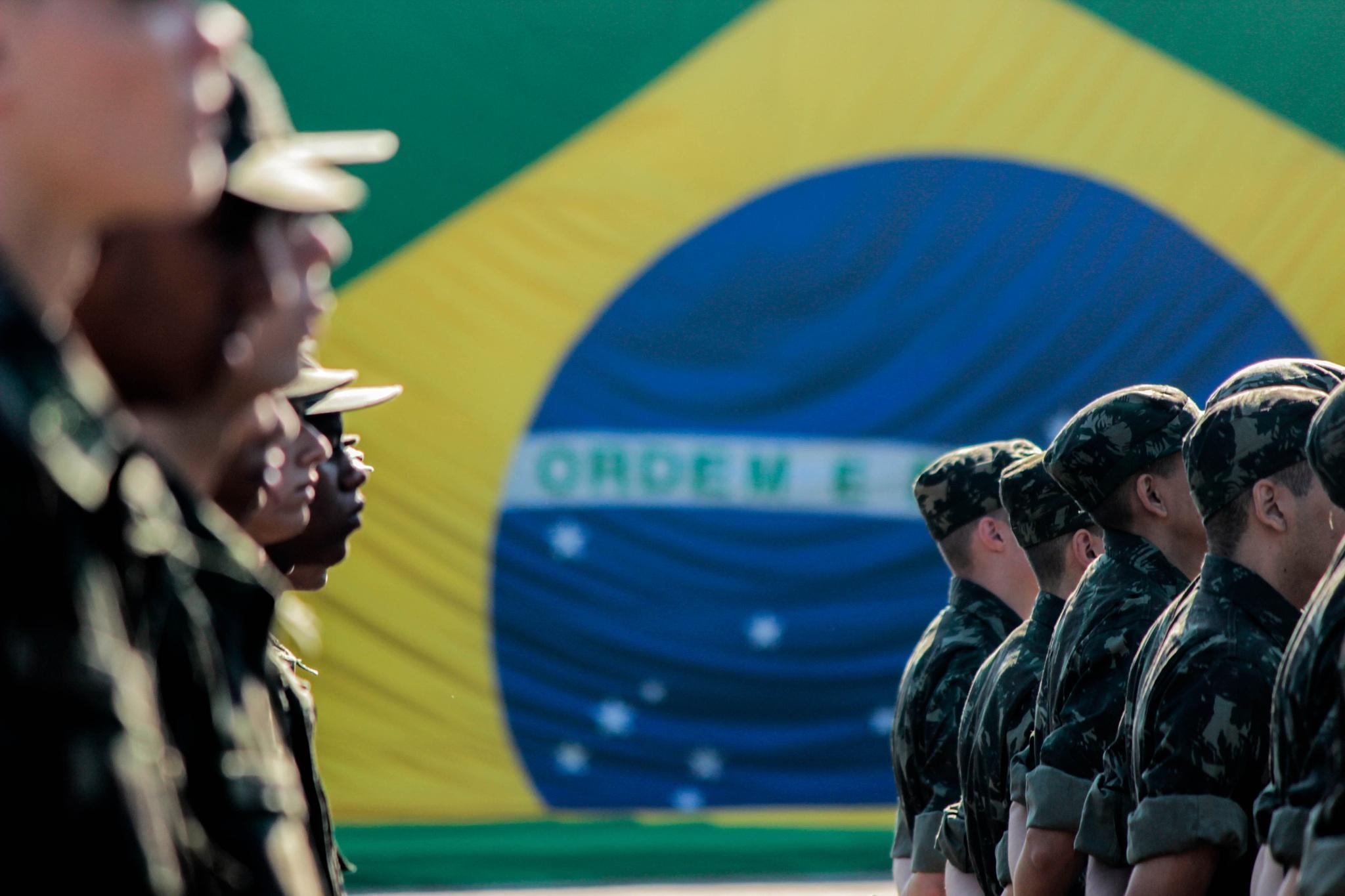 Brazilian Army - Patriotism by Danilo Bueno