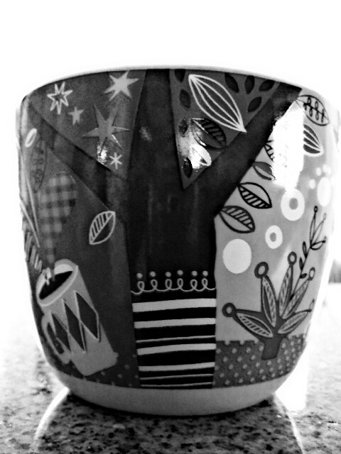 Only tea... by m. cristina umpierrez albano.