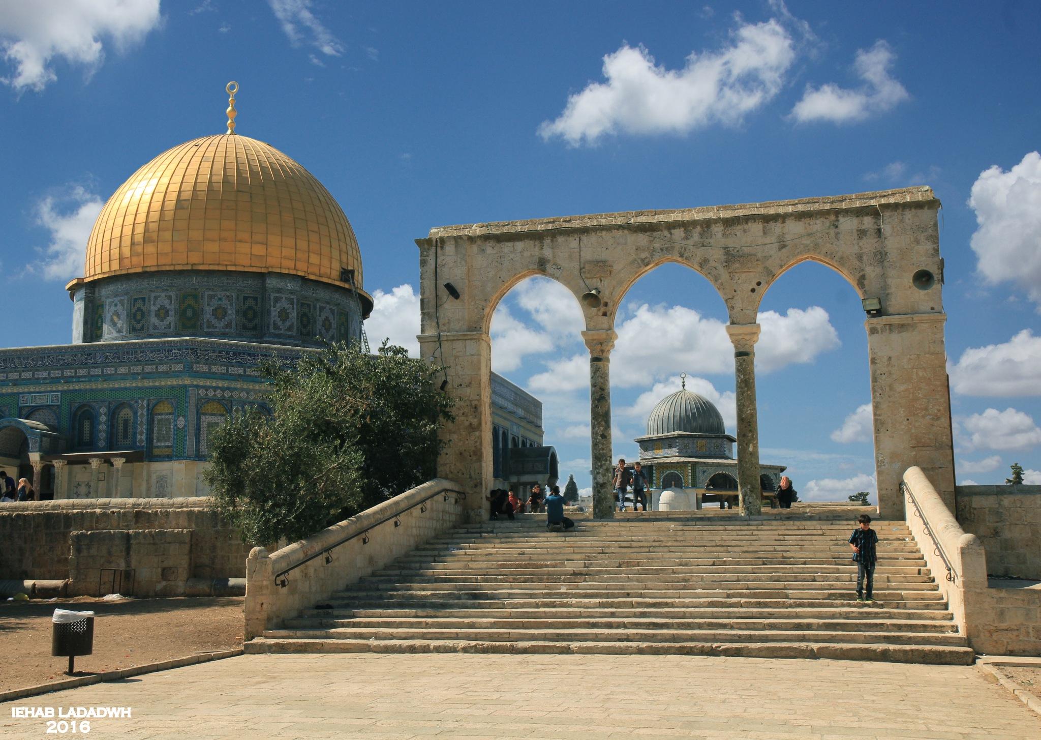 Jerusalem by iehabladadwh