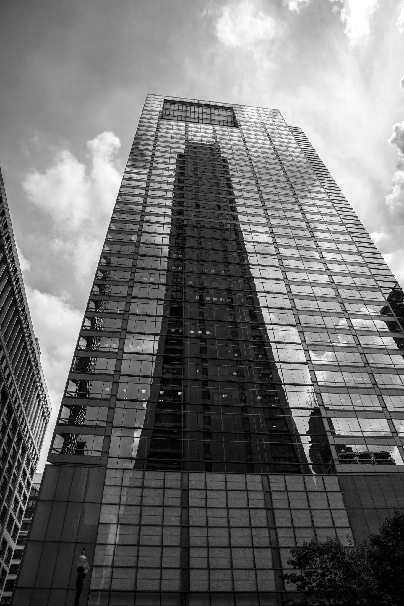 Chicago skyscraper by alextrusty