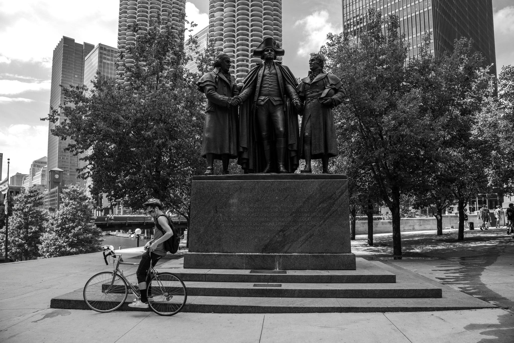 George Washington by alextrusty