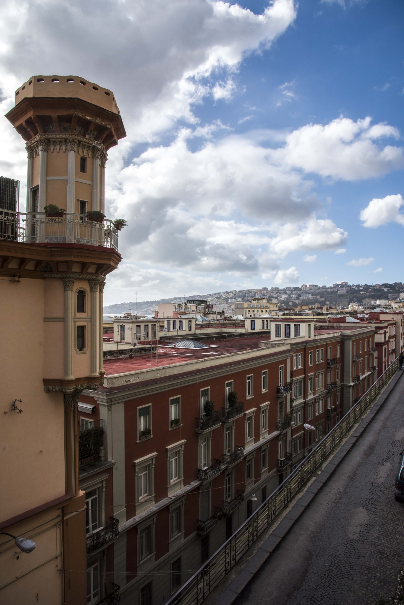naples and the liberty by alextrusty