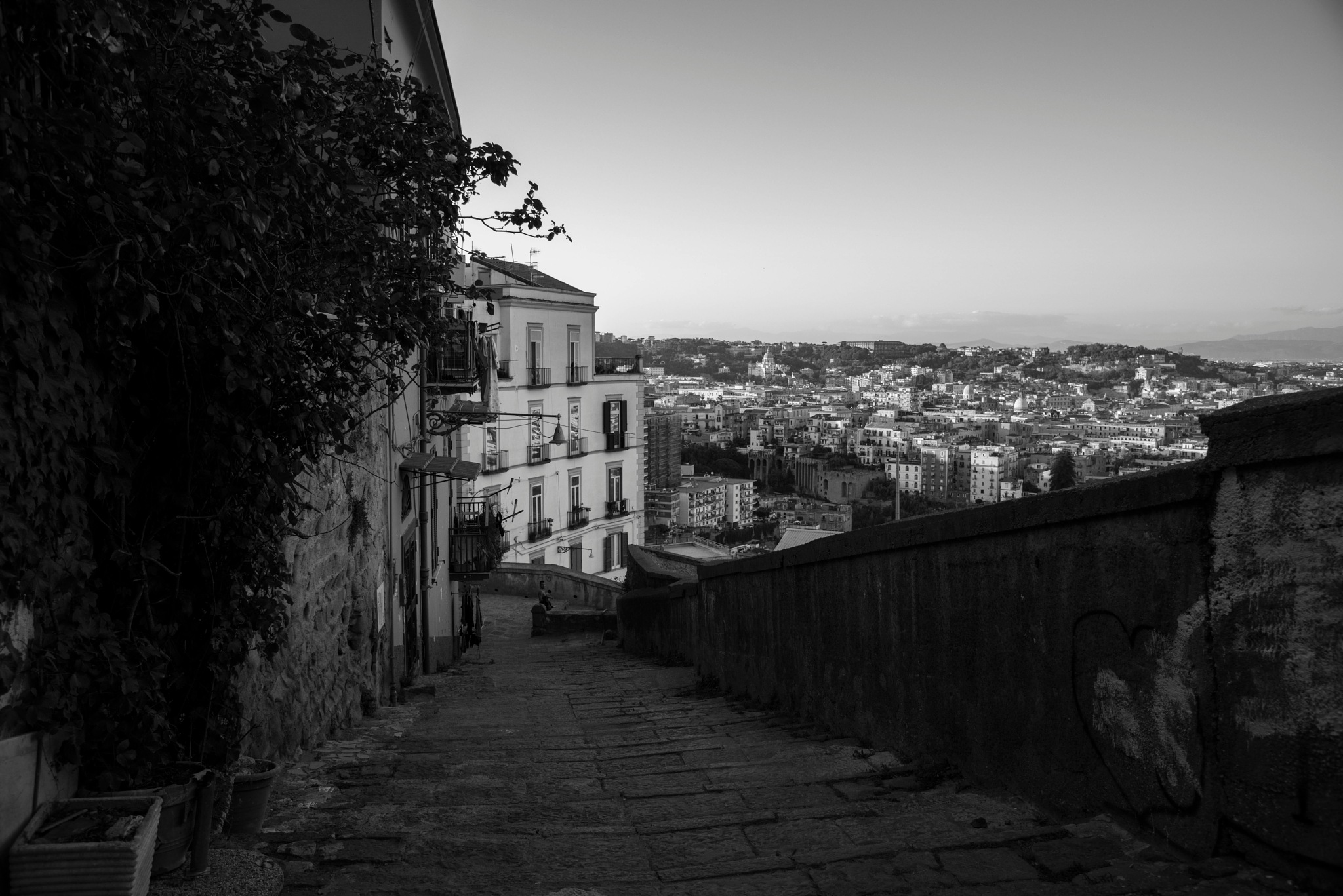 going down with the view.... by alextrusty