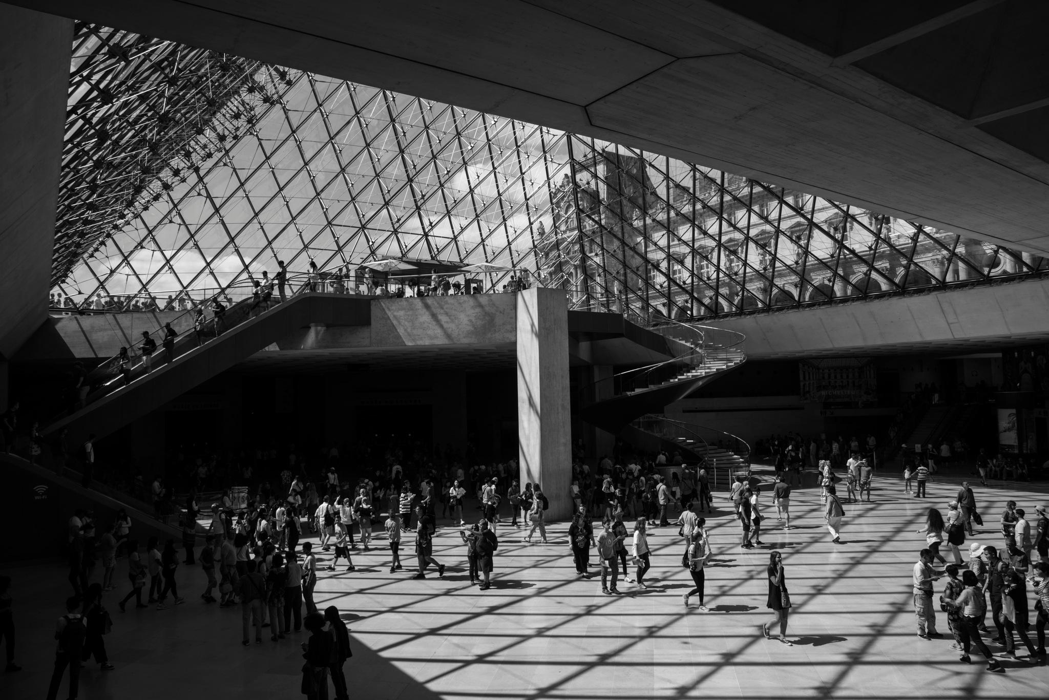 the Pyramid... by alextrusty