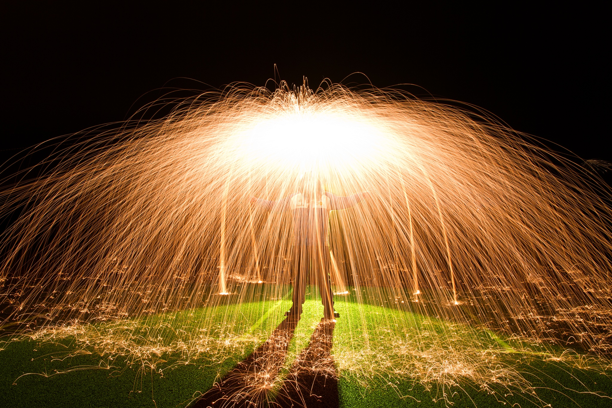 Light Painting by JR's Photography