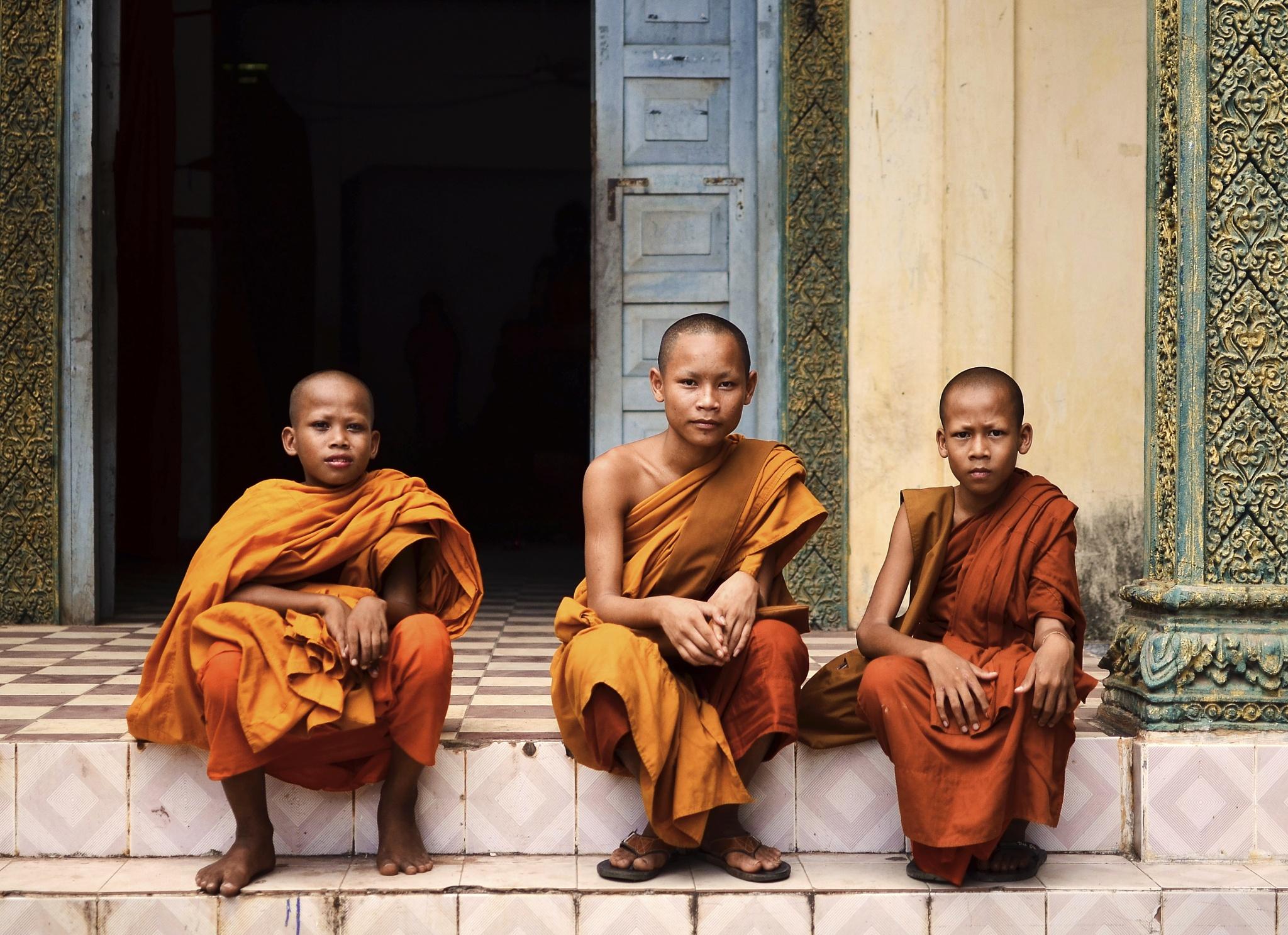Budhas. by jasdav