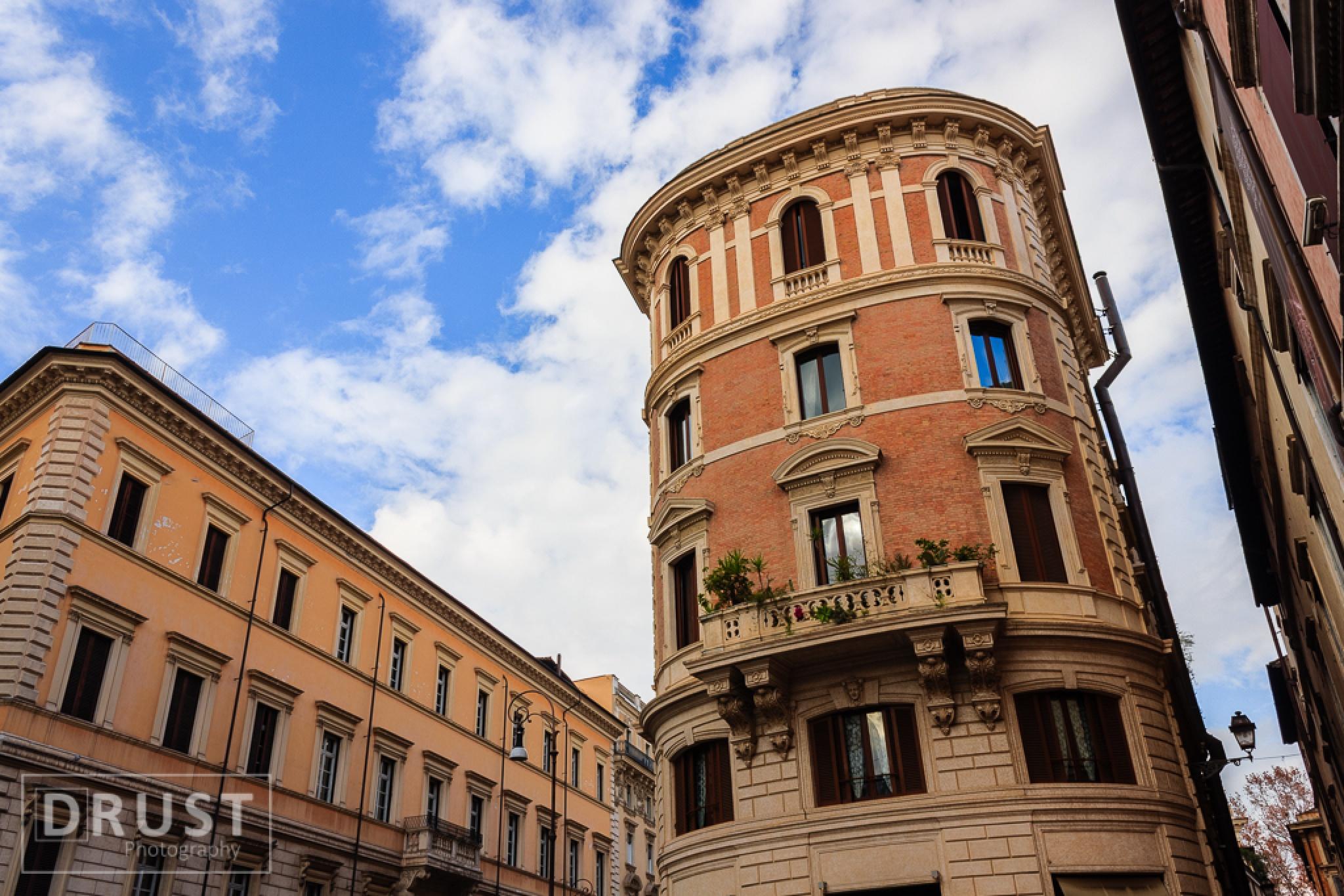 Via Giuseppe Zanardelli by Tristan Farsac