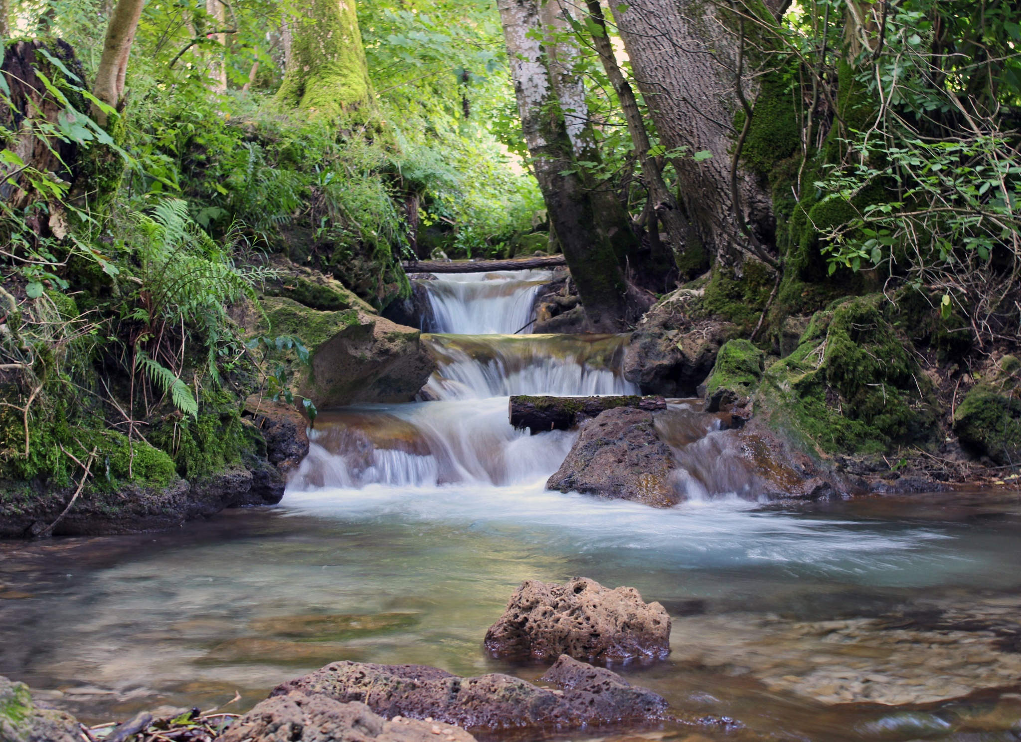 Strange Waters by dirtyharriet