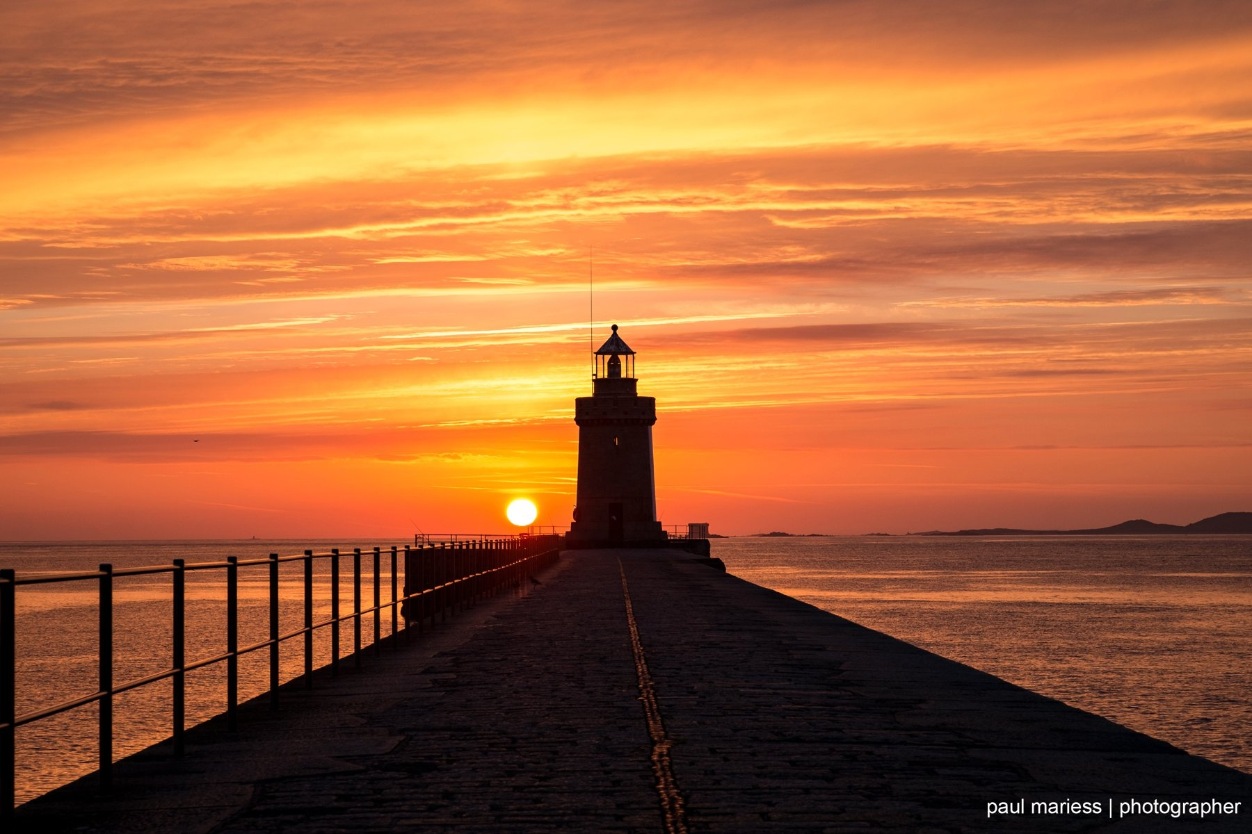 Solstice Sunrise by paul mariess