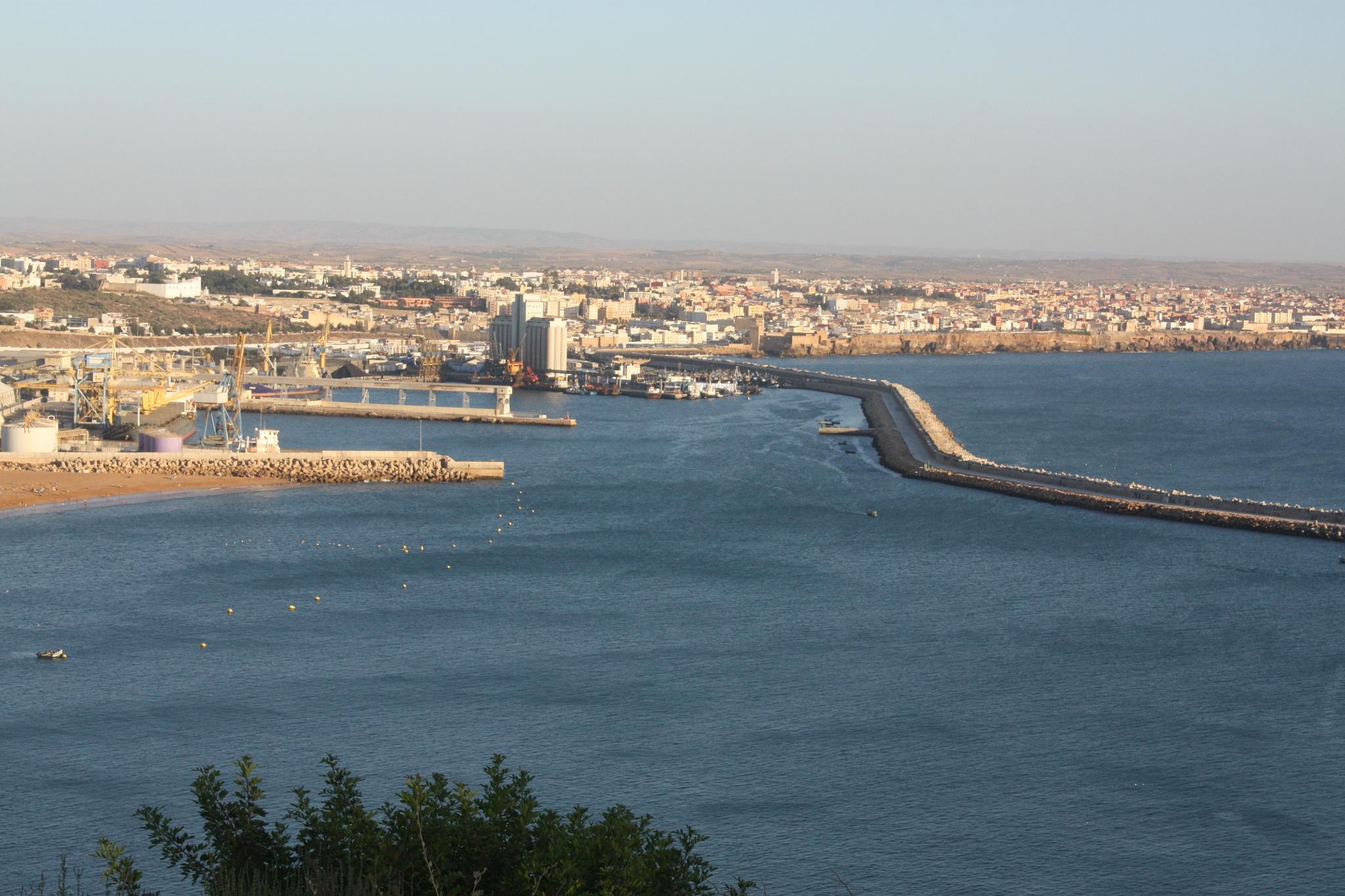 le port de SAFI by lkhal Said