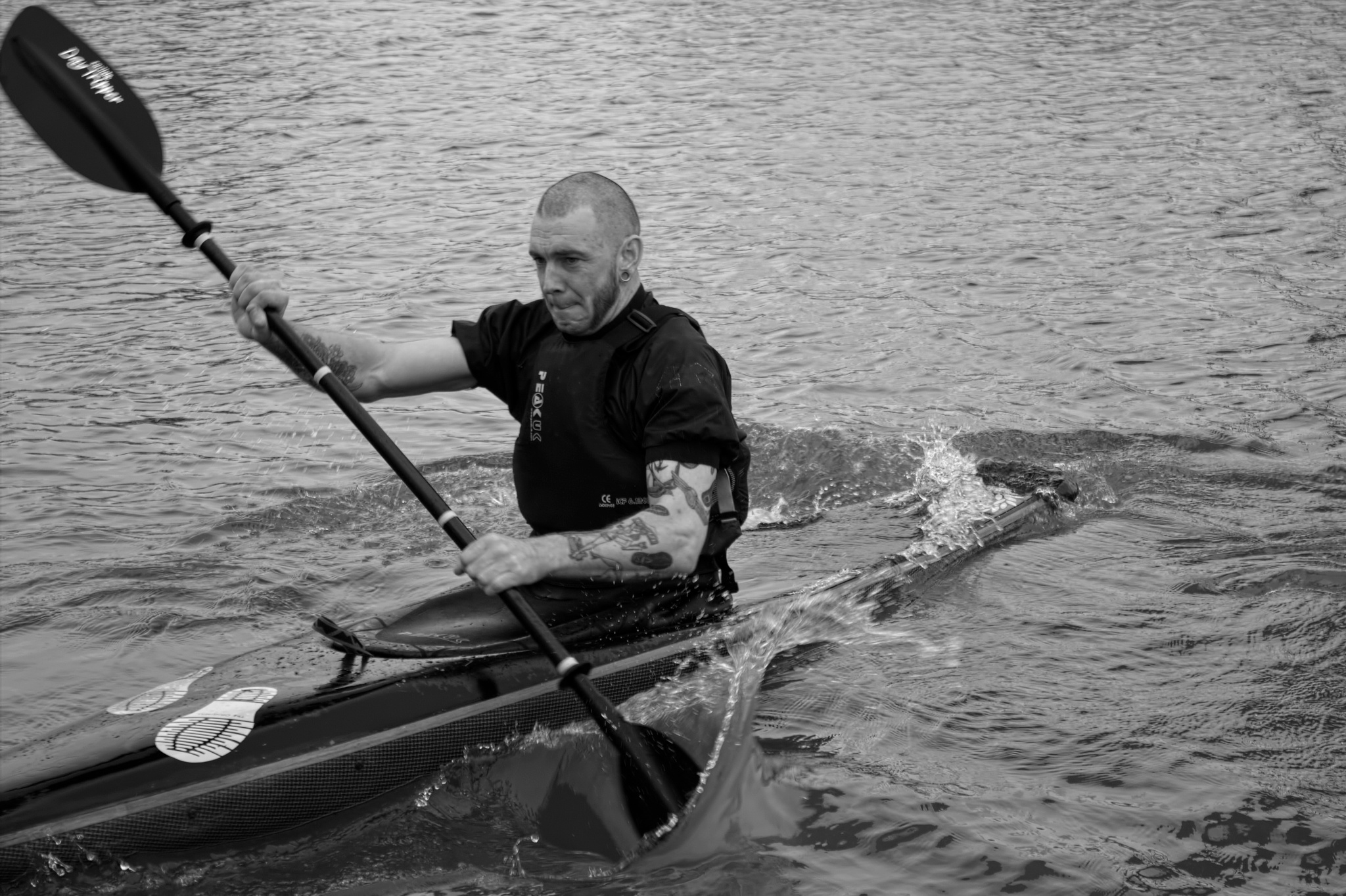 Kayaking by Michelle Connor