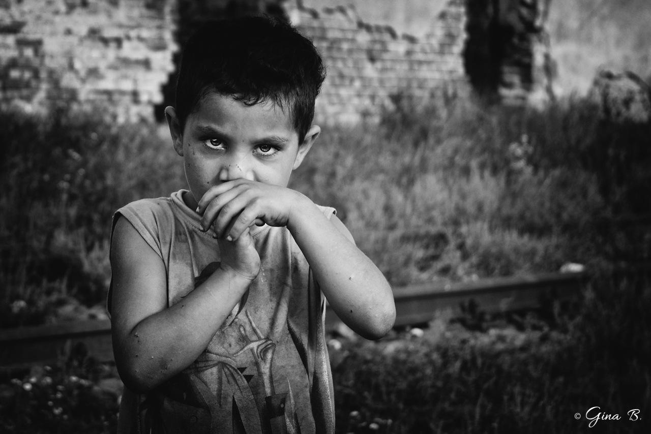 Gypsy Boy by Gi Na