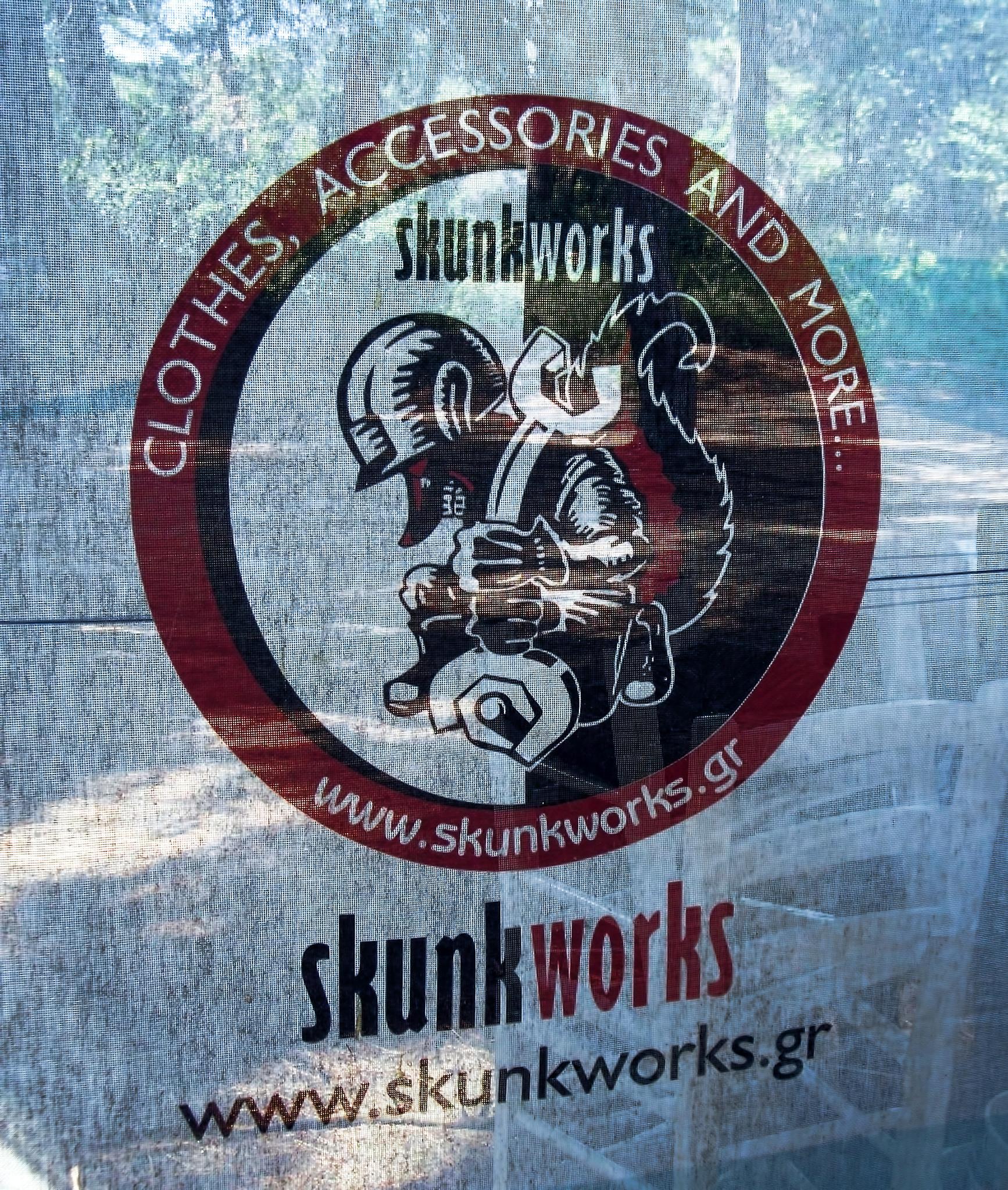Skunkworks. by geofftodhunter