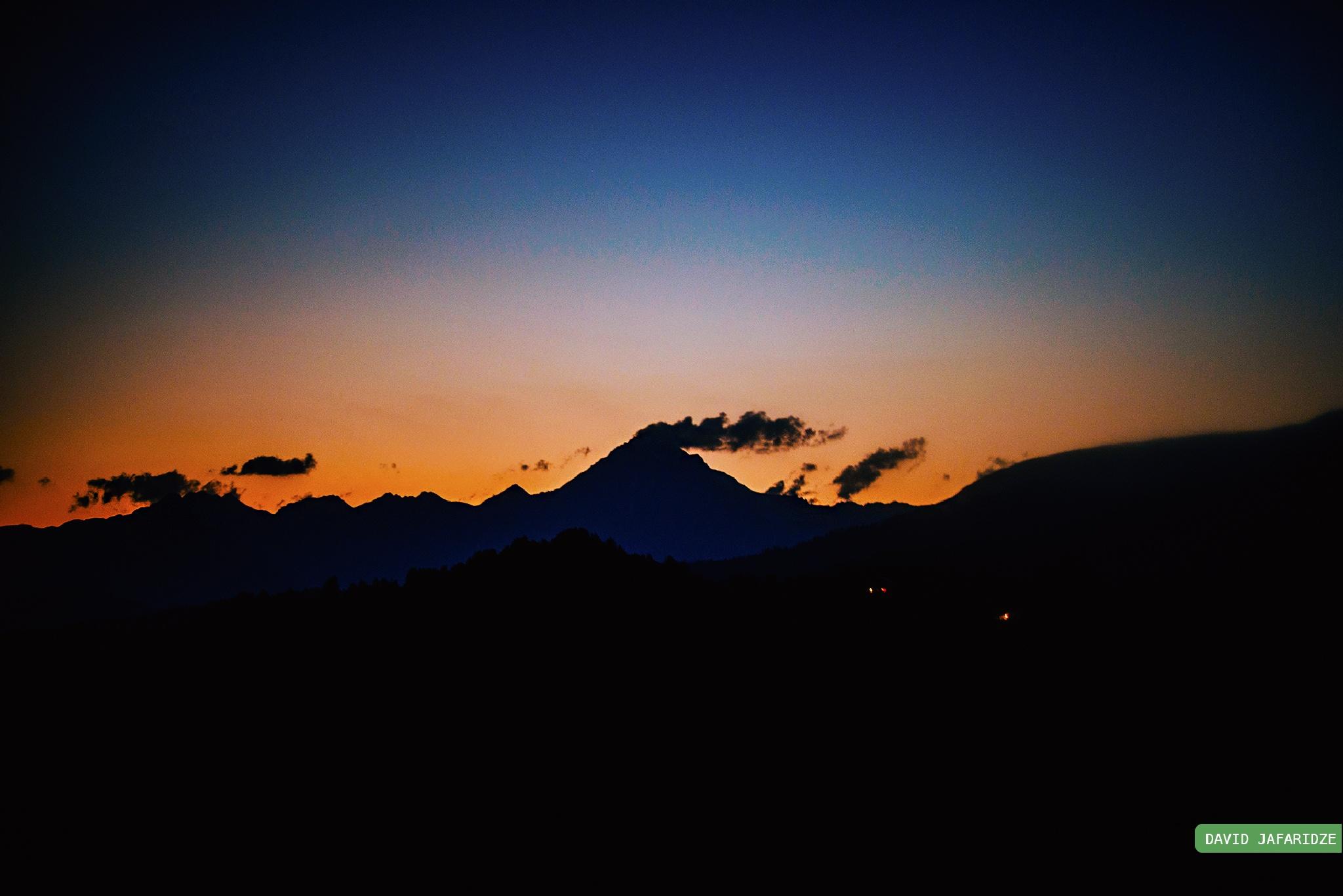 Mount by David Jafaridze