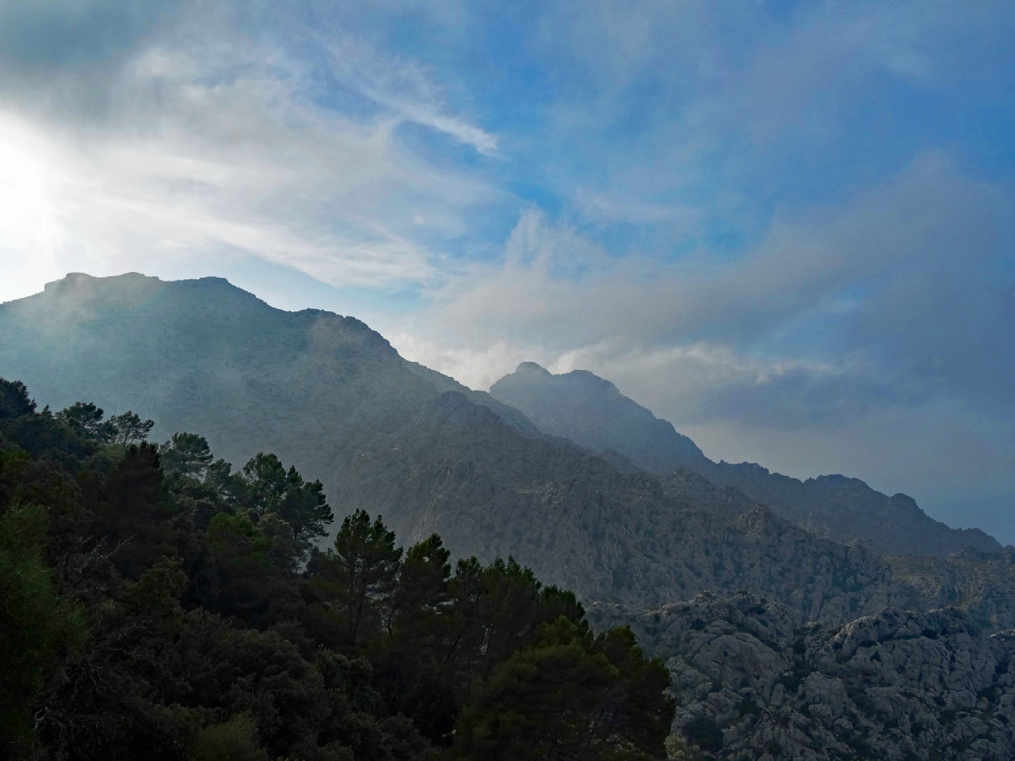 Serra de Tramuntana by constantin marwitz