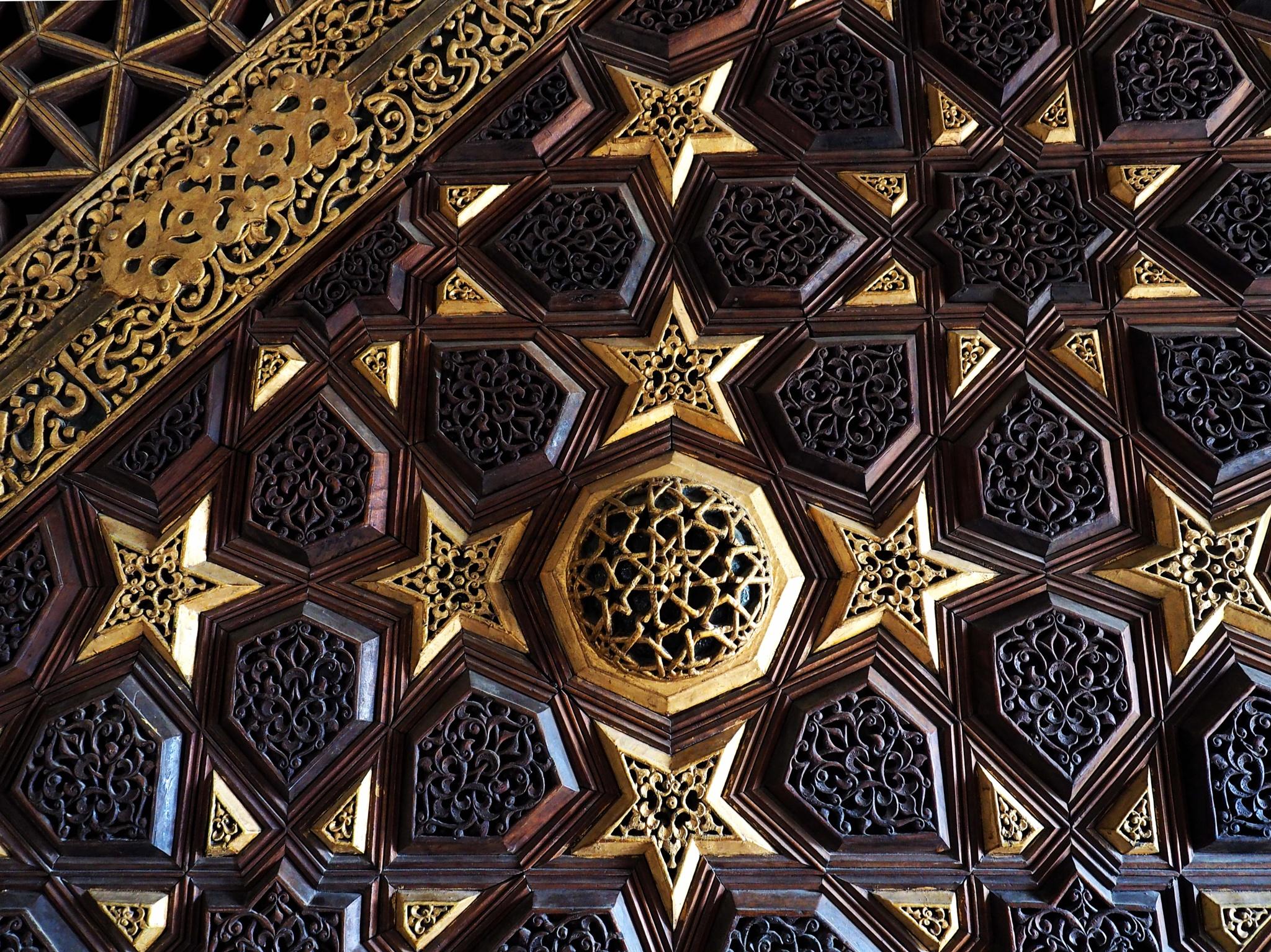 Stars on wood by İlkerTuran