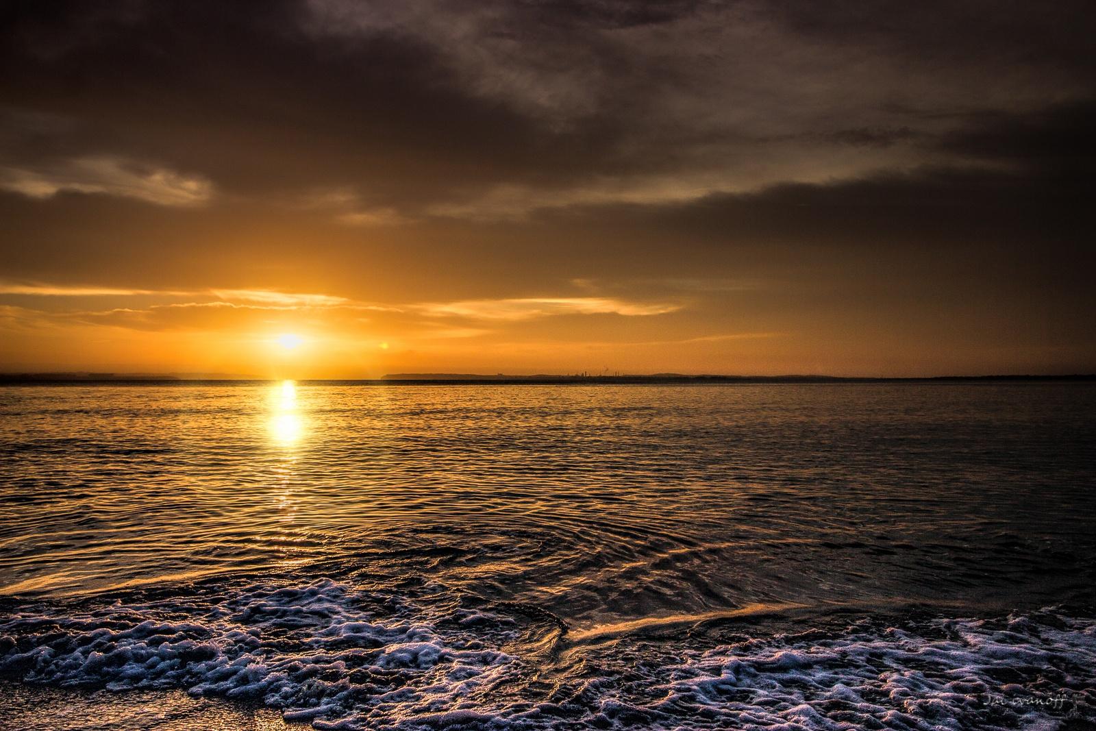 sunrise  by Jai Ivanoff