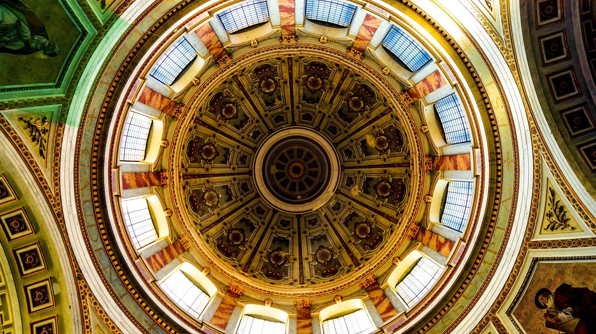 Esztergom Basilica - Hungary by Tamas Filep