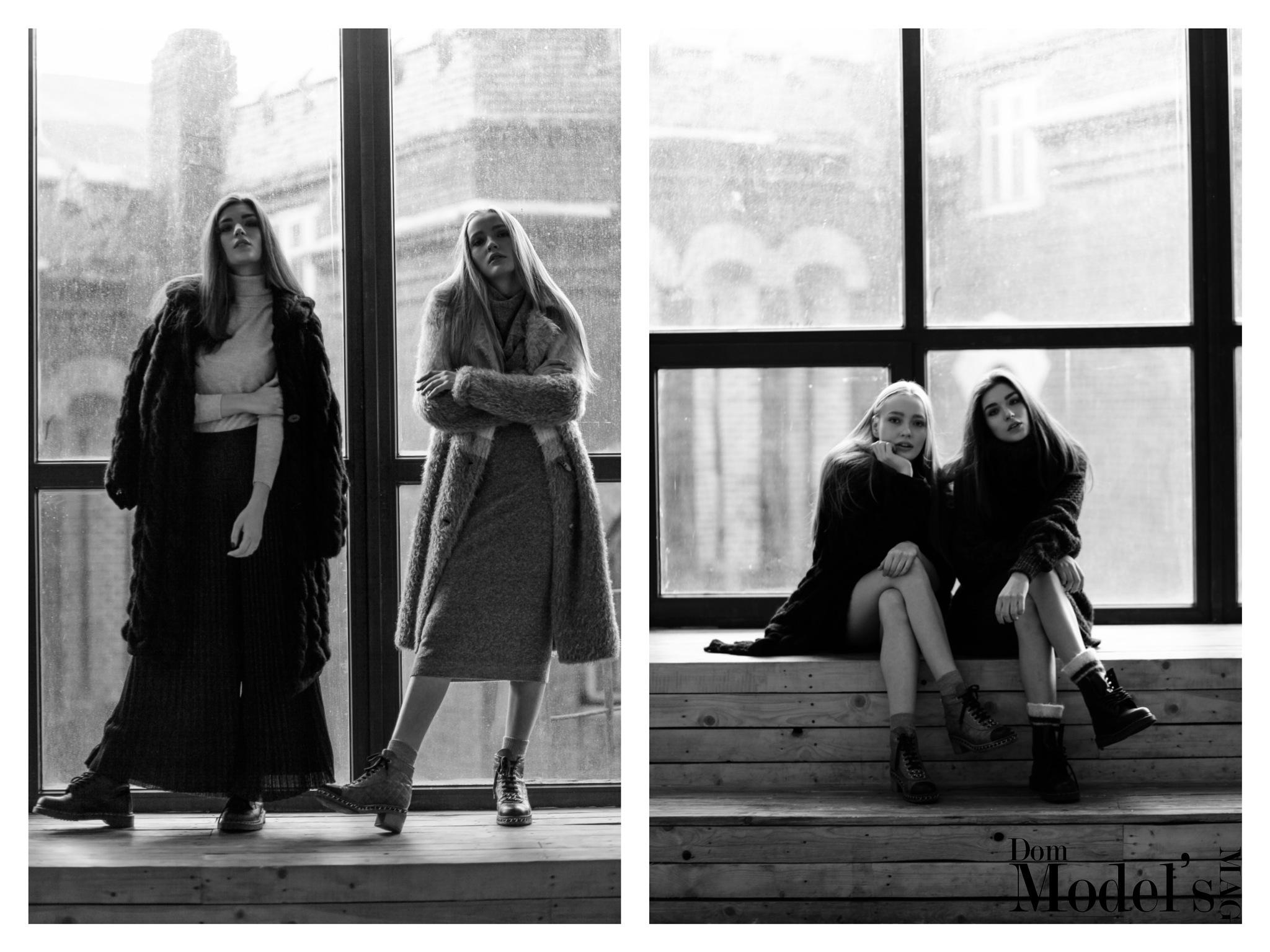 dom model's magazine special  by KATE vtkbm