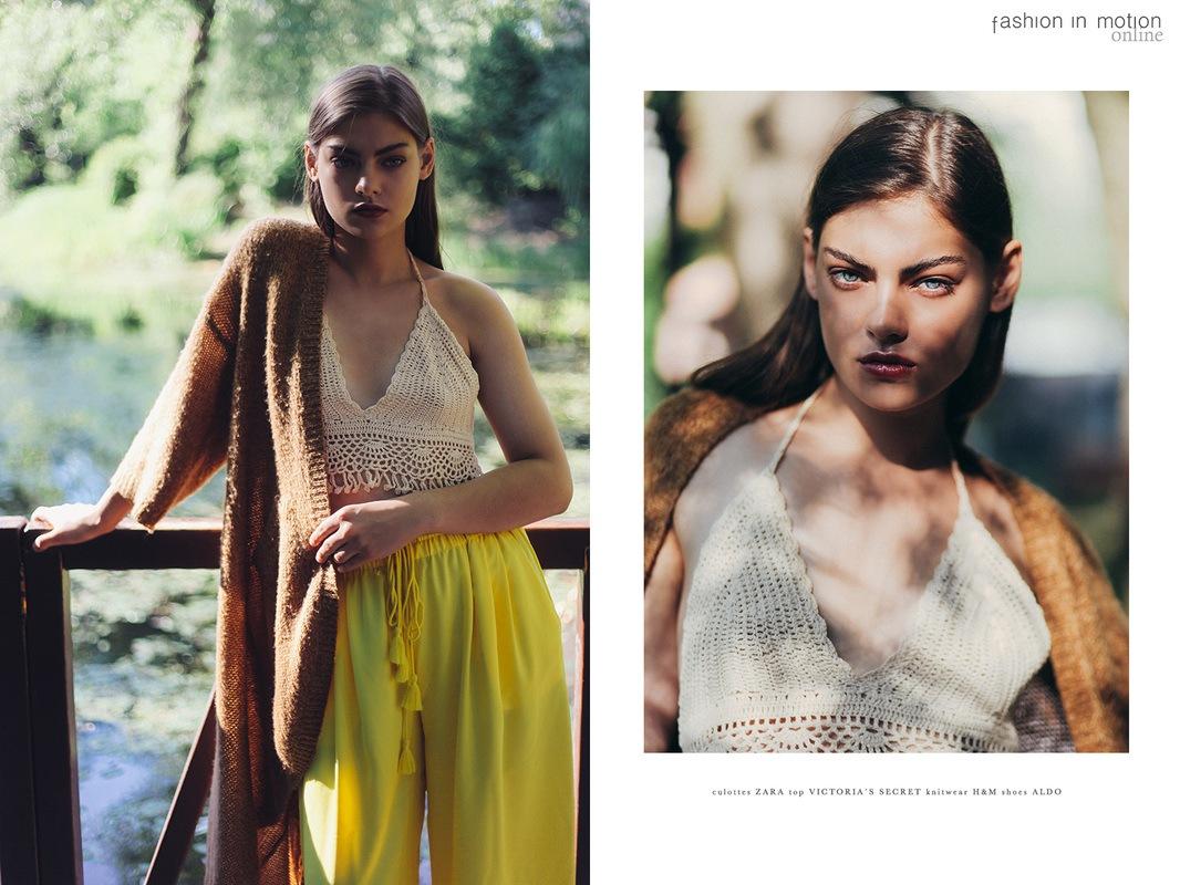 fashion in motion magazine  by KATE vtkbm