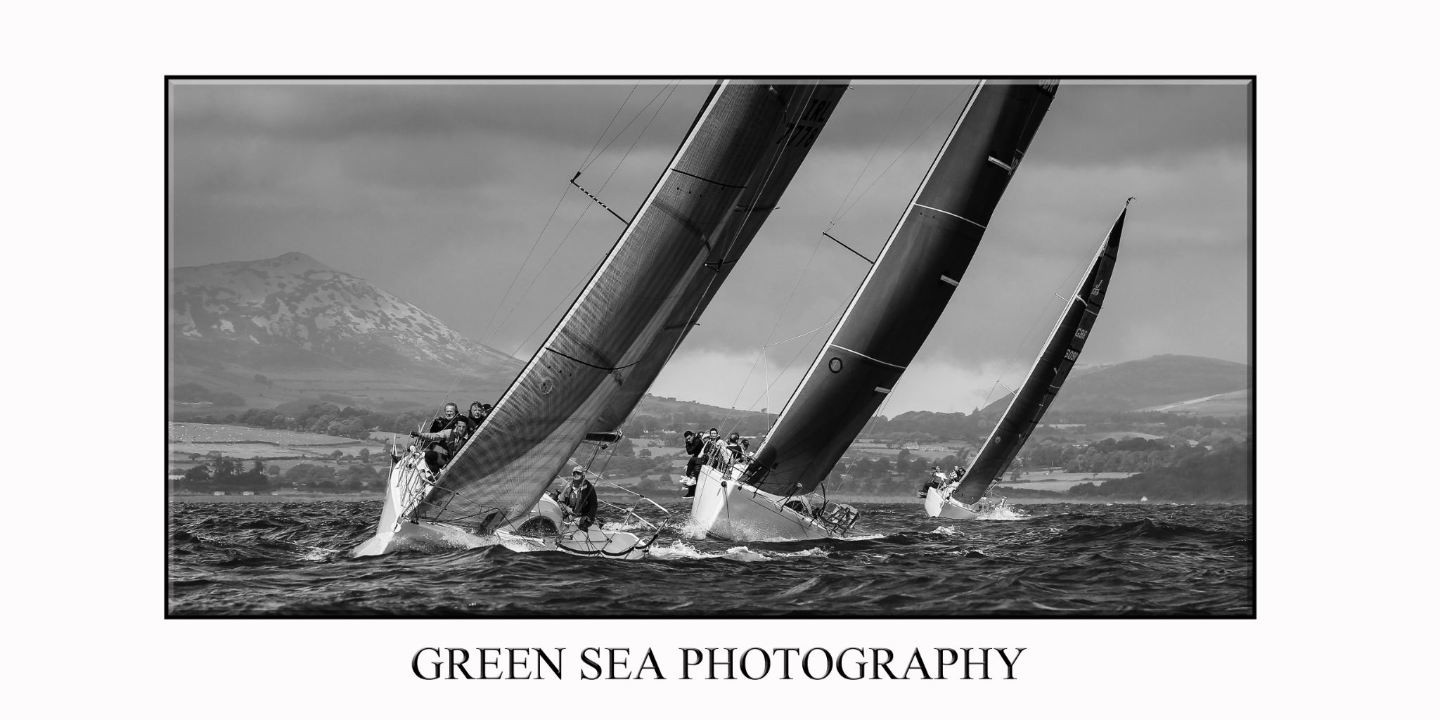Sailing in three's by greensea