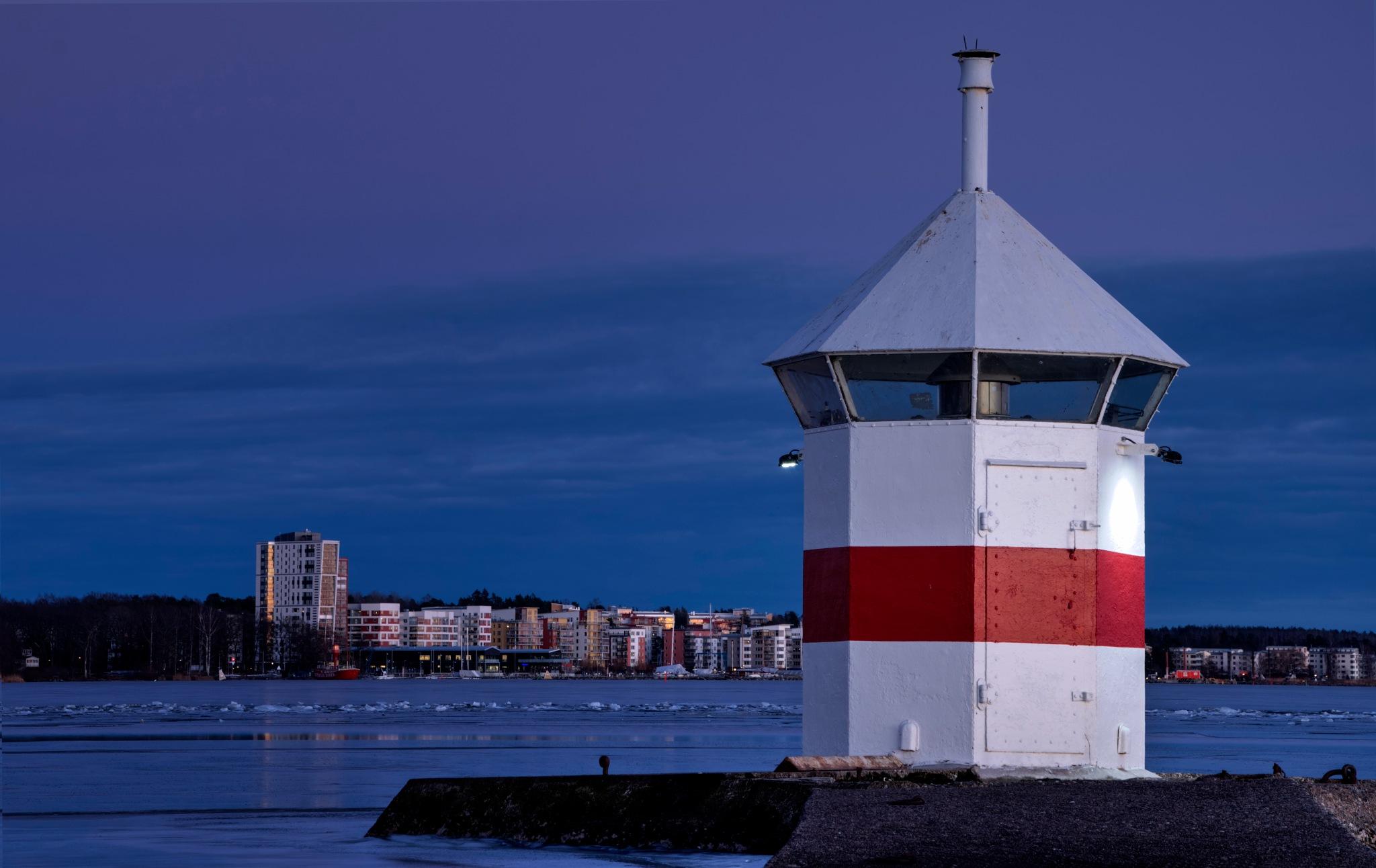 Arntsen Lighthouse by Alexander Arntsen